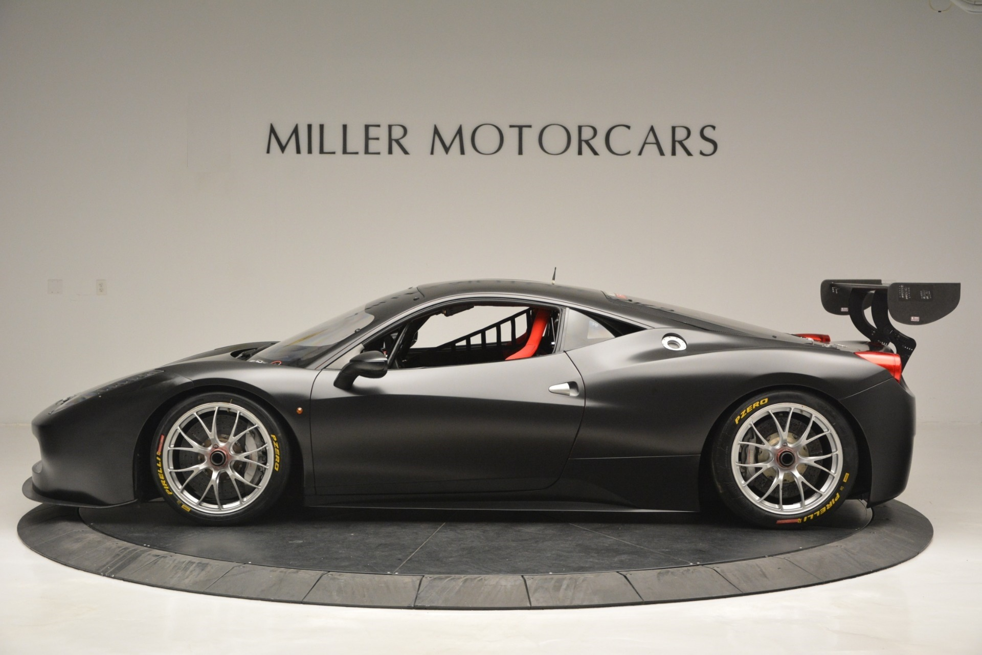 Used 2013 Ferrari 458 Challenge  For Sale In Westport, CT 1921_p3