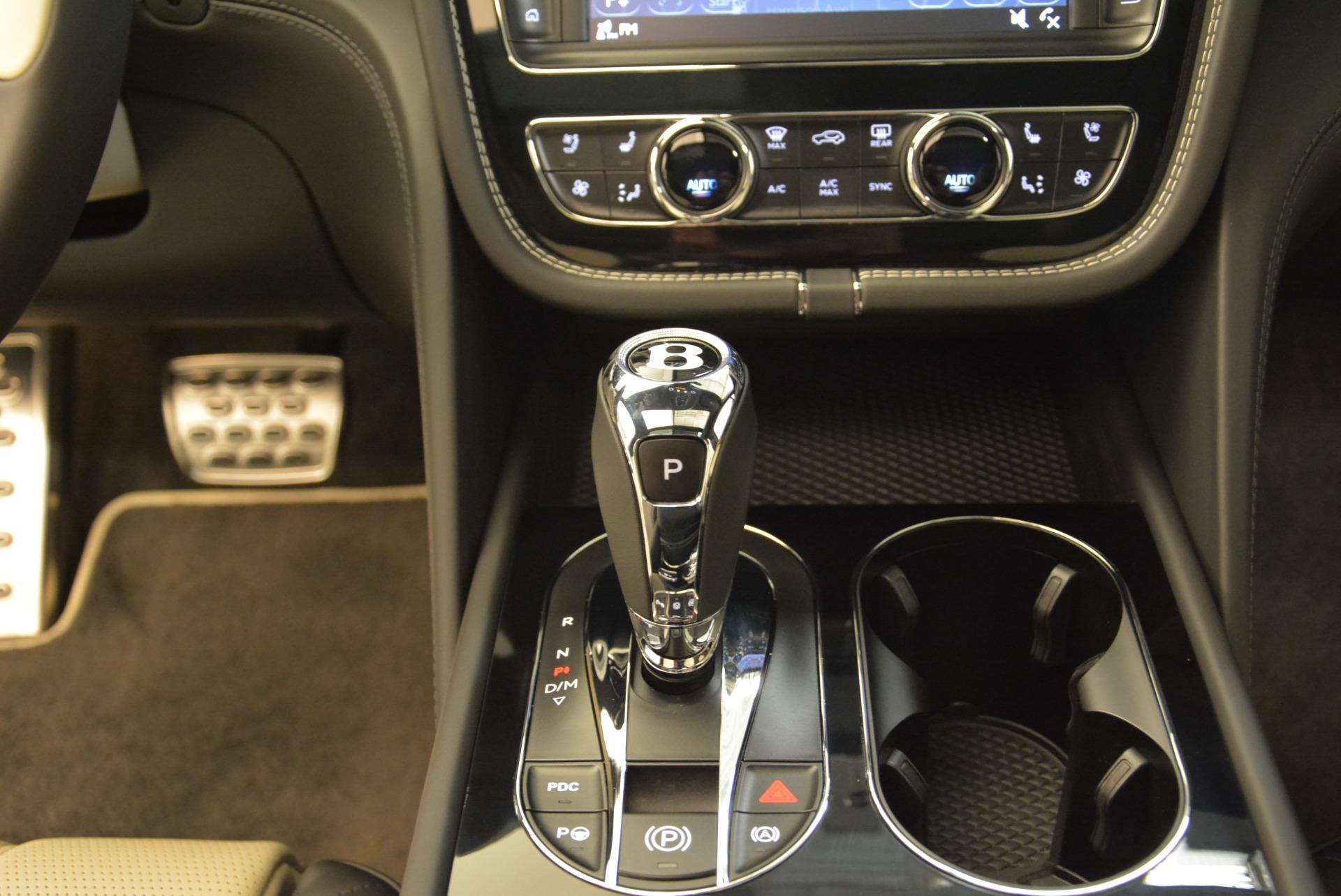 Used 2018 Bentley Bentayga Activity Edition For Sale In Westport, CT 1922_p30
