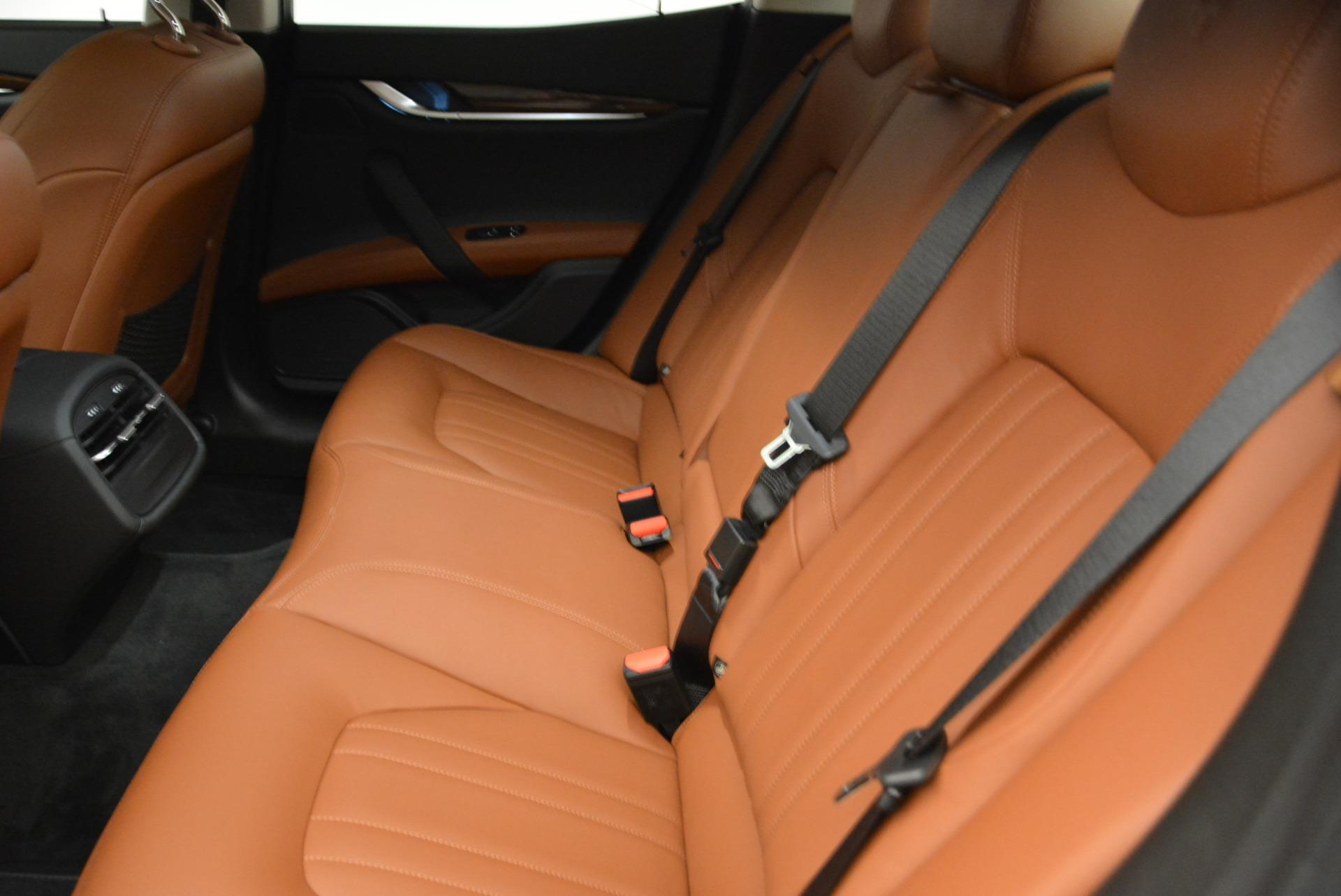 New 2018 Maserati Ghibli S Q4 For Sale In Westport, CT 1925_p17
