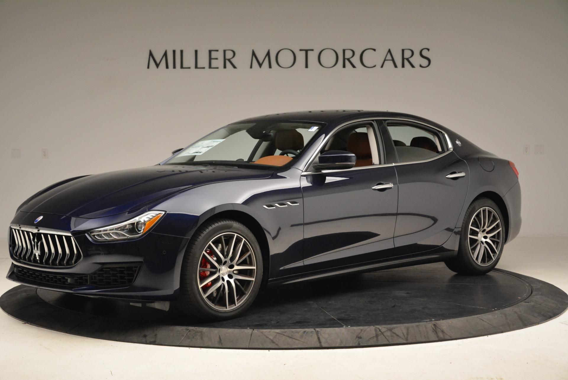 New 2018 Maserati Ghibli S Q4 For Sale In Westport, CT 1925_p2