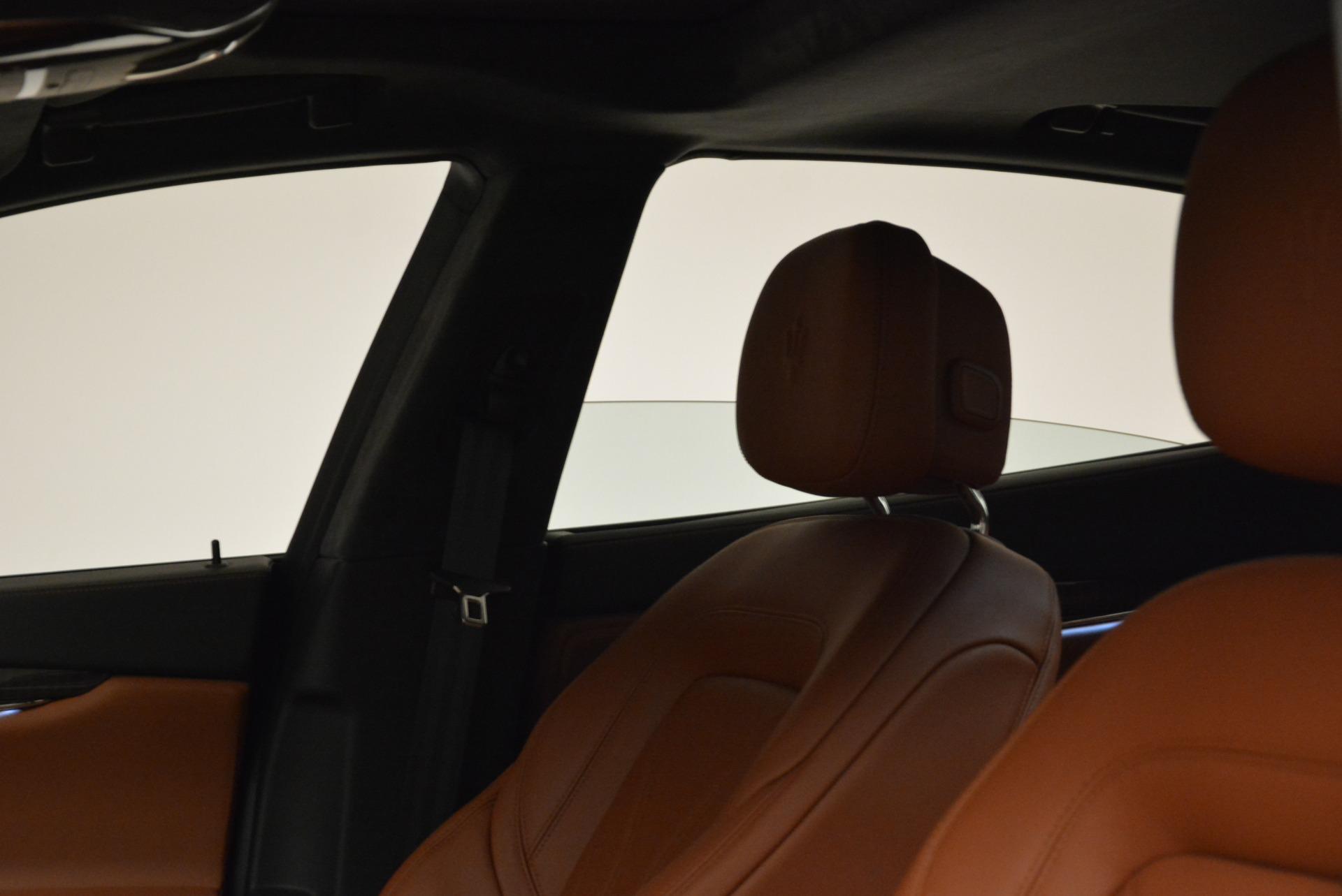 New 2018 Maserati Quattroporte S Q4 GranLusso For Sale In Westport, CT 1926_p14
