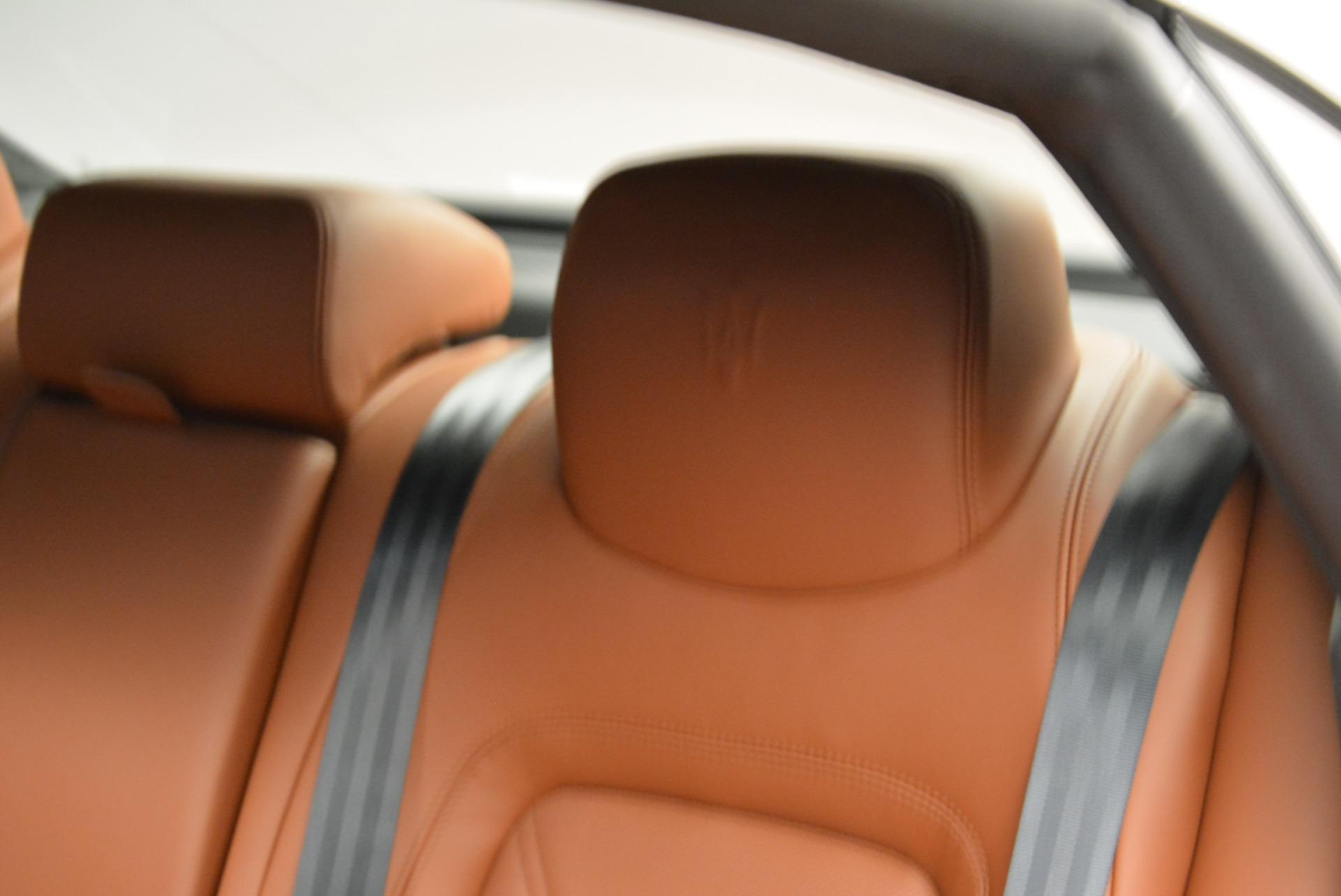 New 2018 Maserati Quattroporte S Q4 GranLusso For Sale In Westport, CT 1926_p17