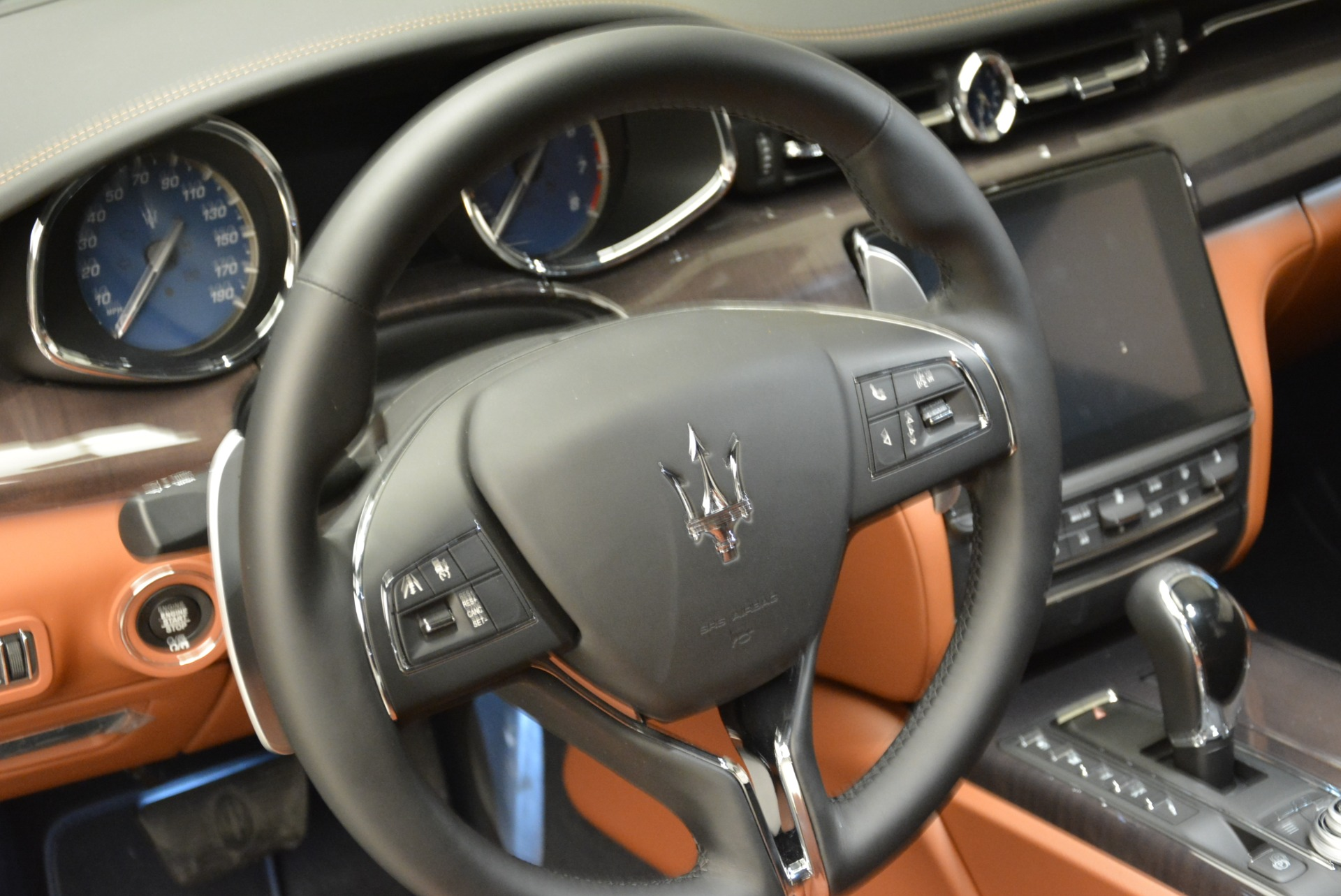 New 2018 Maserati Quattroporte S Q4 GranLusso For Sale In Westport, CT 1926_p19