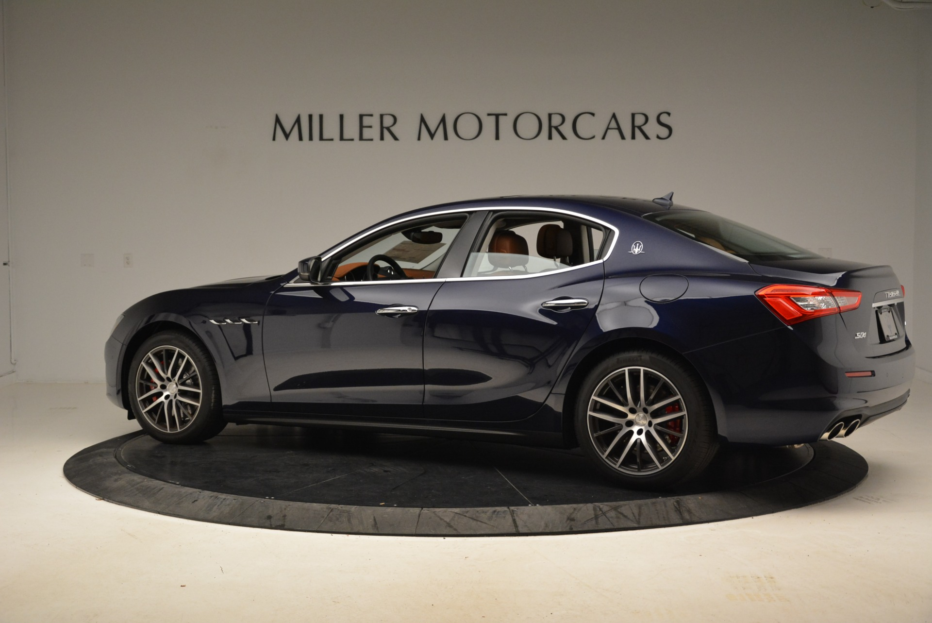 New 2018 Maserati Ghibli S Q4 For Sale In Westport, CT 1928_p4