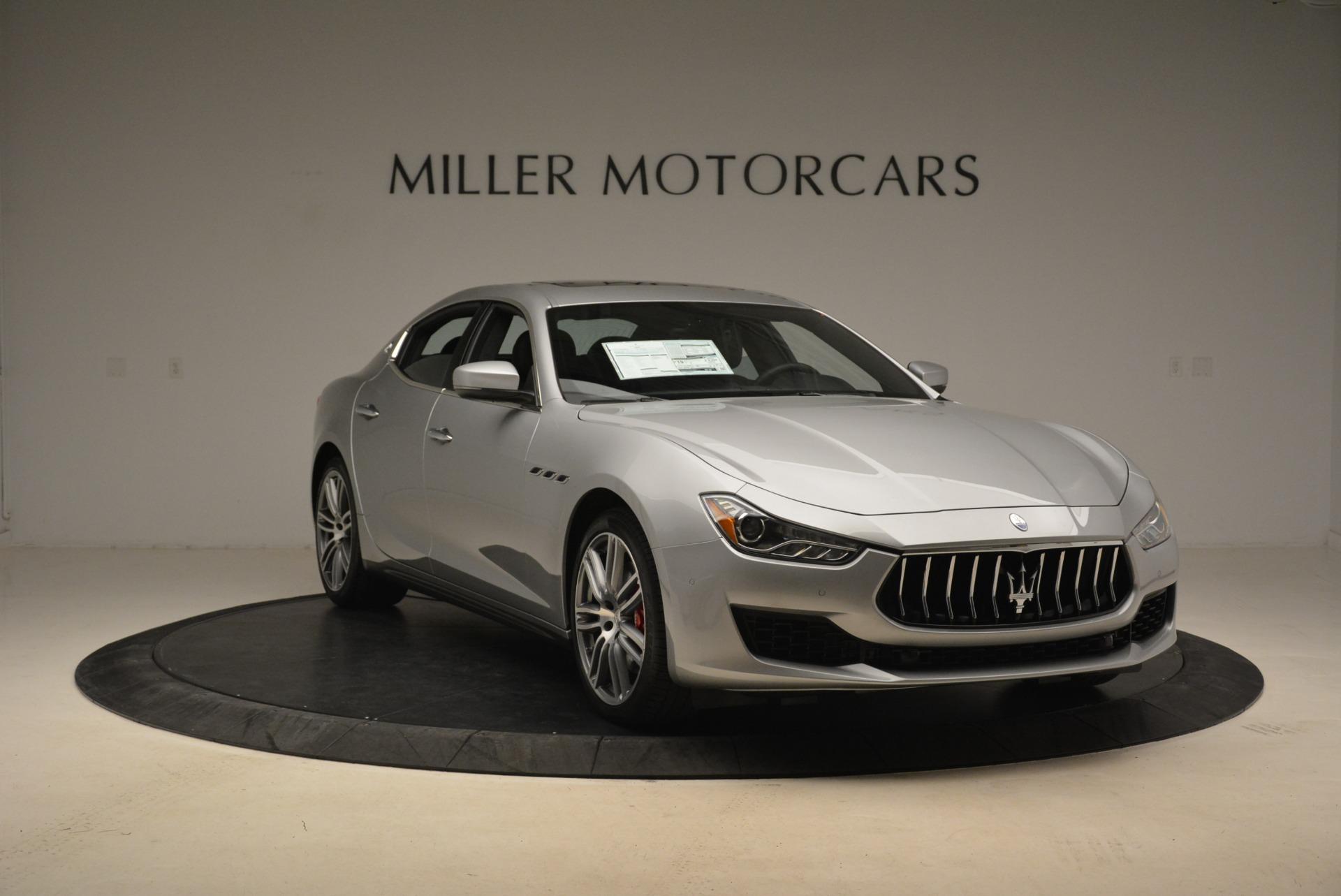 New 2018 Maserati Ghibli S Q4 For Sale In Westport, CT 1929_p10