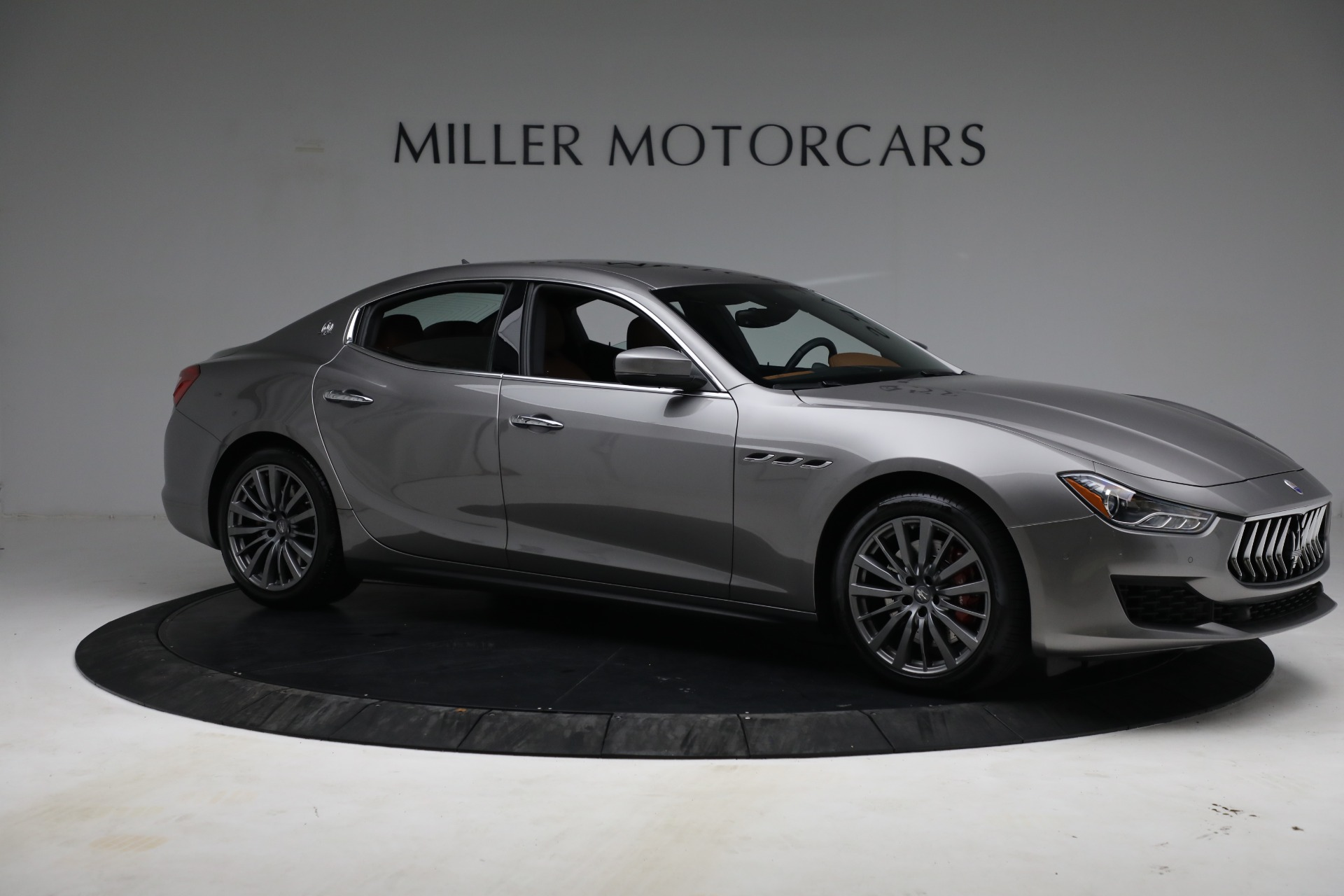 New 2018 Maserati Ghibli S Q4 For Sale In Westport, CT 1930_p10