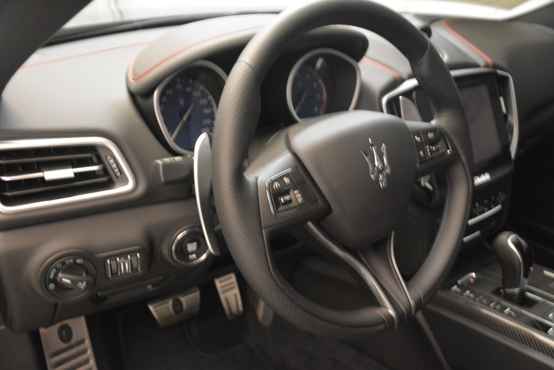 New 2018 Maserati Ghibli S Q4 GranSport For Sale In Westport, CT 1931_p16