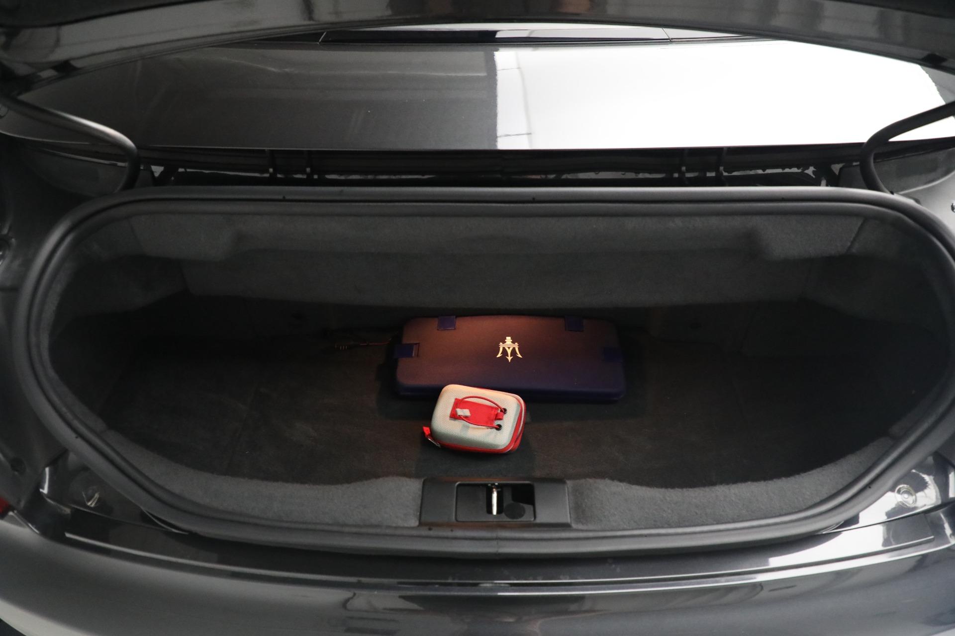 New 2018 Maserati GranTurismo MC Convertible For Sale In Westport, CT 1933_p28