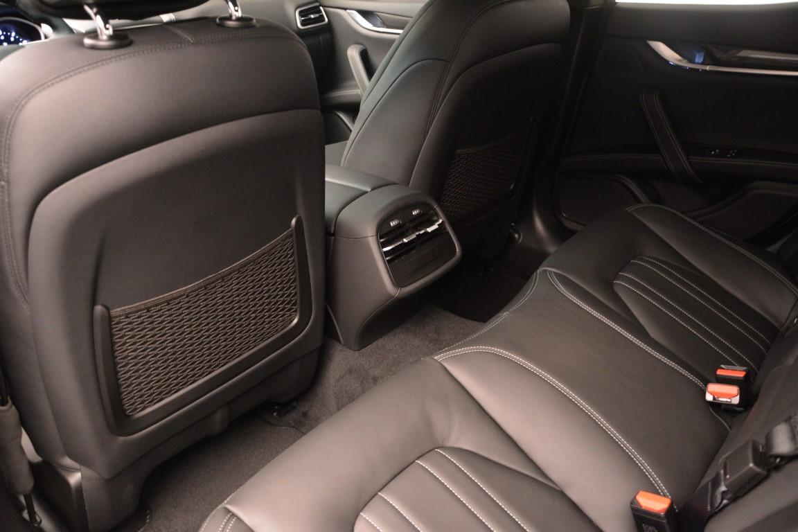 New 2016 Maserati Ghibli S Q4 For Sale In Westport, CT 194_p21