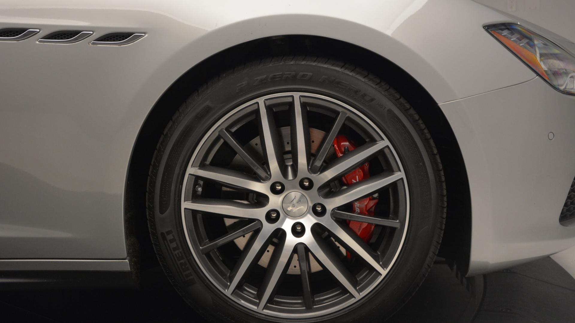 New 2016 Maserati Ghibli S Q4 For Sale In Westport, CT 194_p22