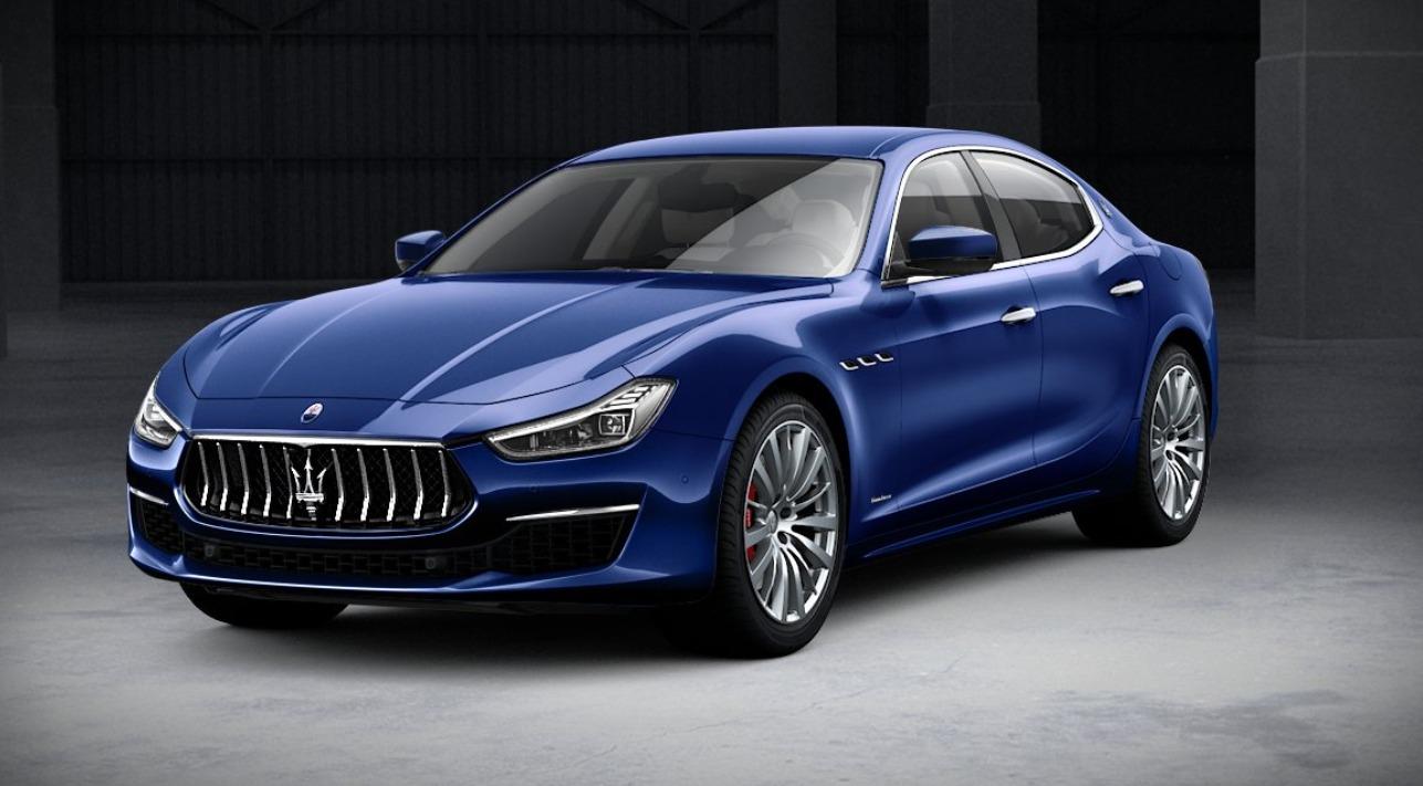 New 2018 Maserati Ghibli S Q4 GranLusso For Sale In Westport, CT 1941_main