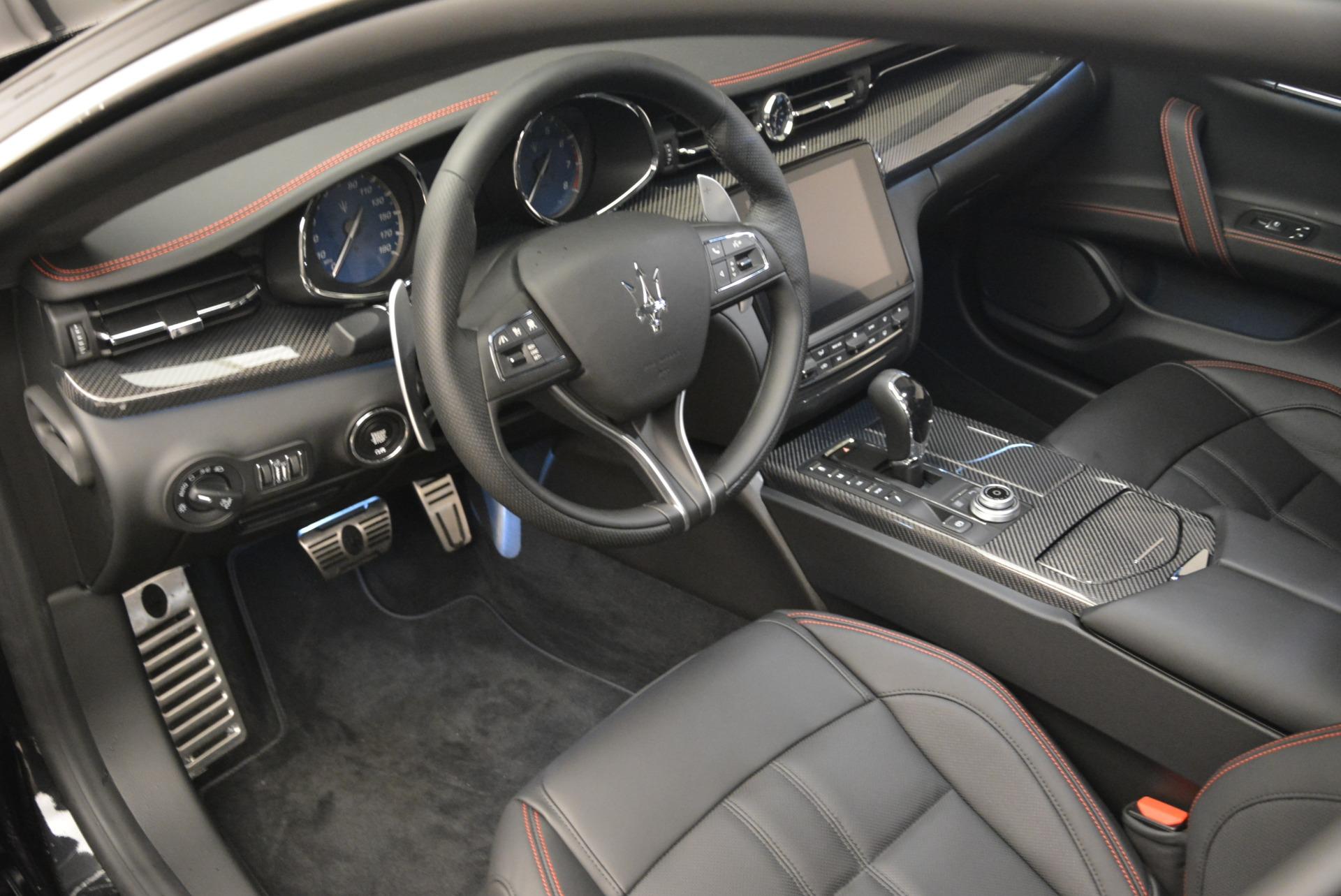 New 2018 Maserati Quattroporte S Q4 Gransport For Sale In Westport, CT 1943_p16