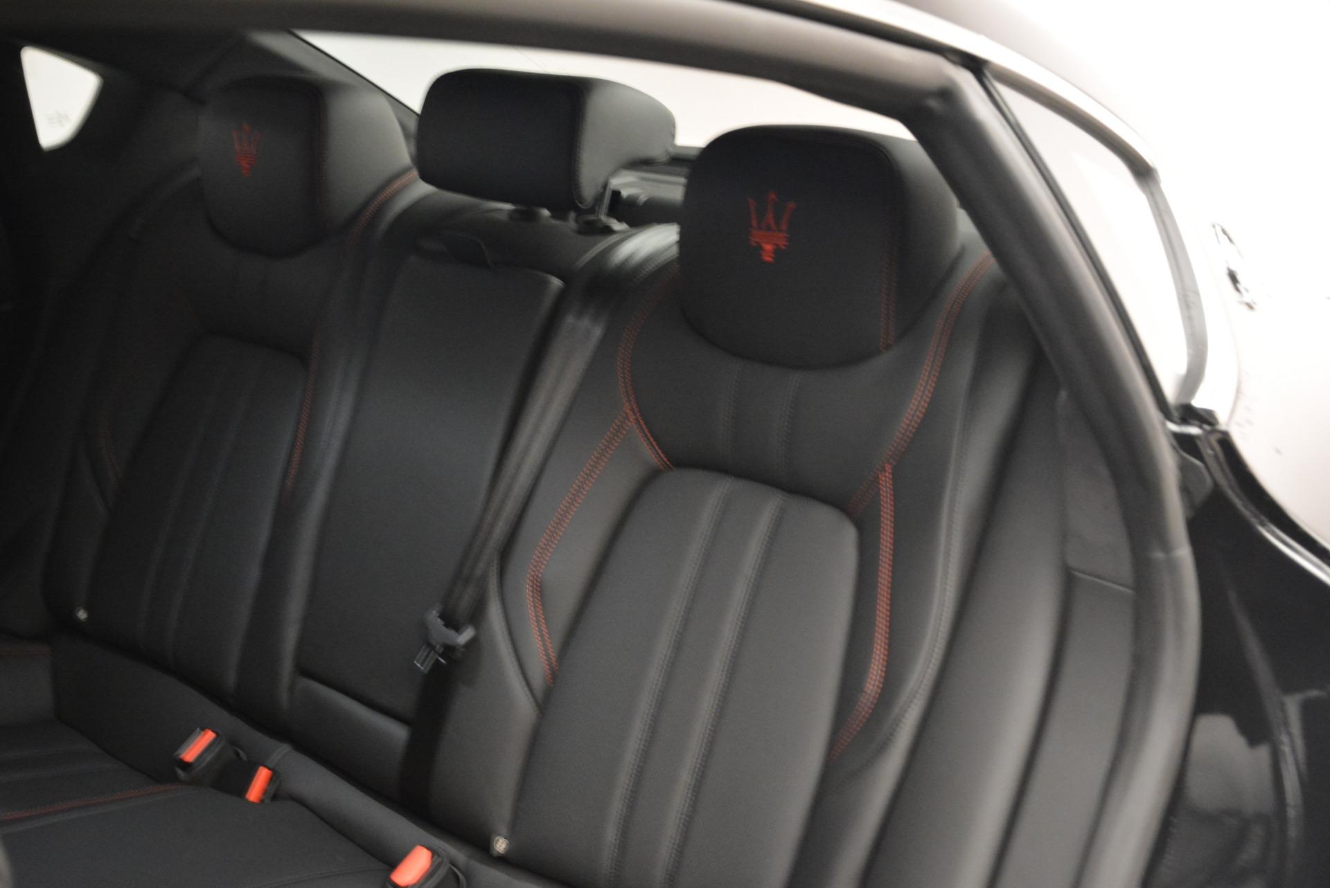 New 2018 Maserati Quattroporte S Q4 Gransport For Sale In Westport, CT 1943_p20