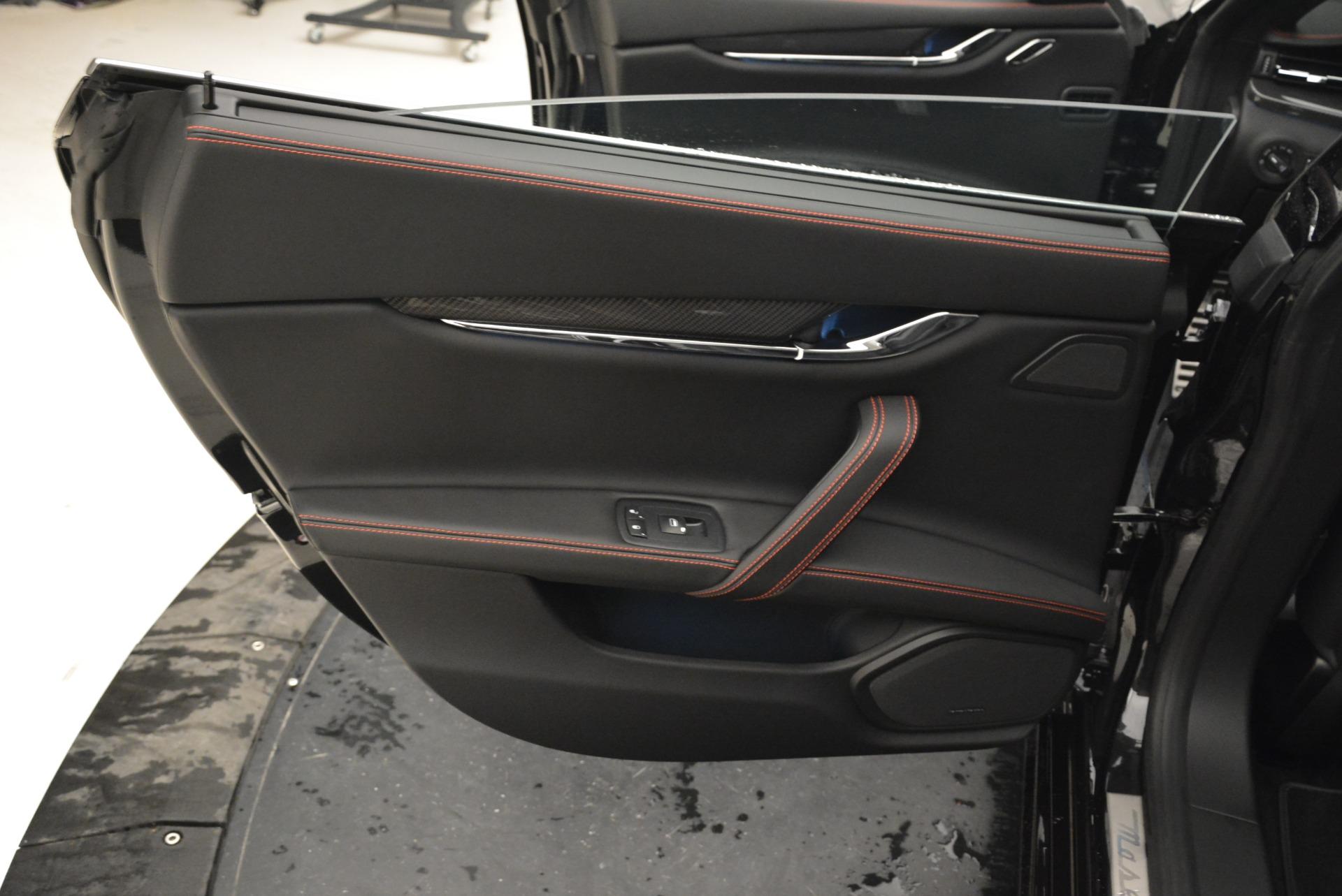 New 2018 Maserati Quattroporte S Q4 Gransport For Sale In Westport, CT 1943_p22
