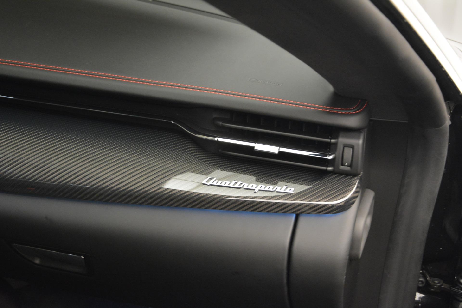 New 2018 Maserati Quattroporte S Q4 Gransport For Sale In Westport, CT 1943_p26
