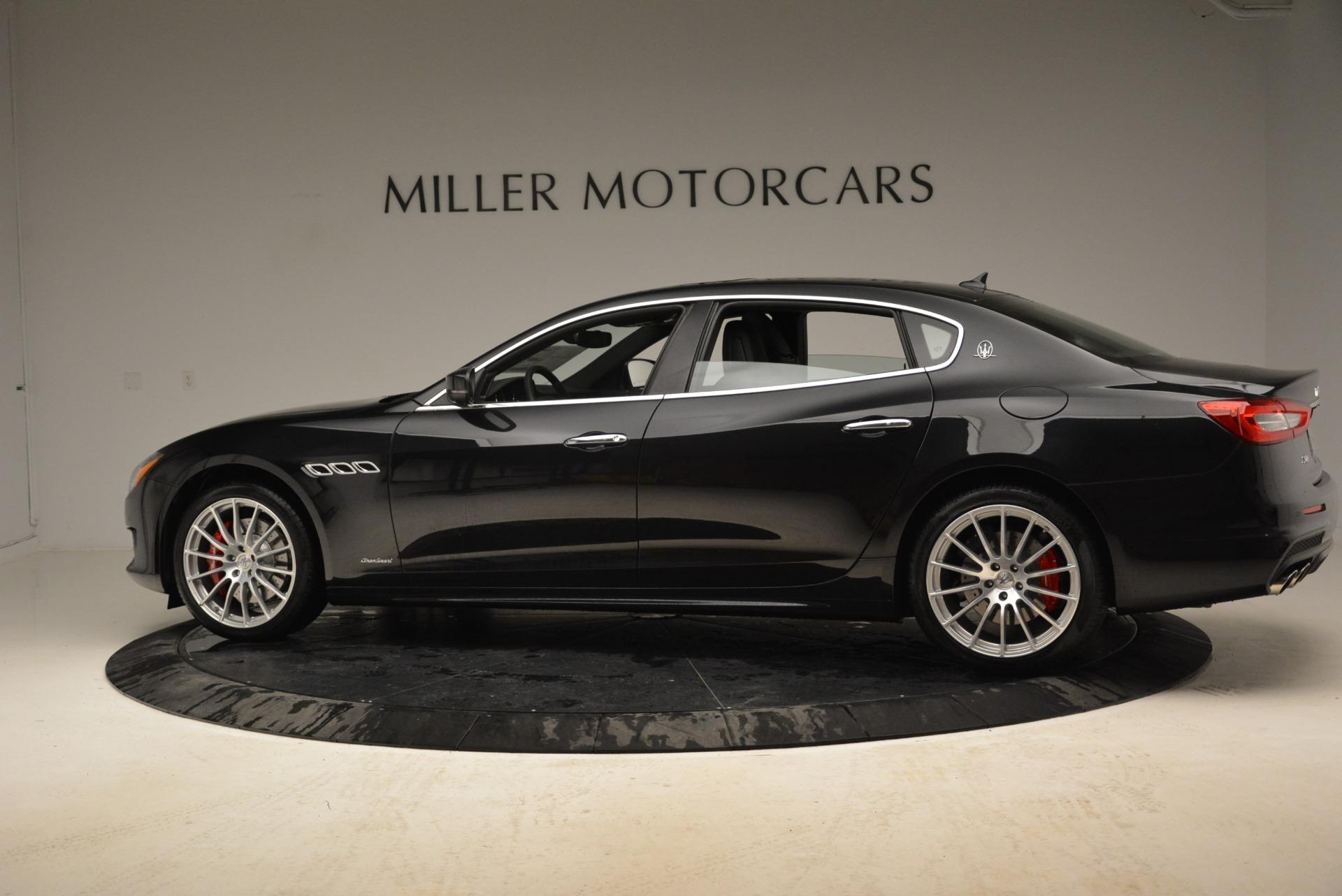 New 2018 Maserati Quattroporte S Q4 Gransport For Sale In Westport, CT 1943_p6