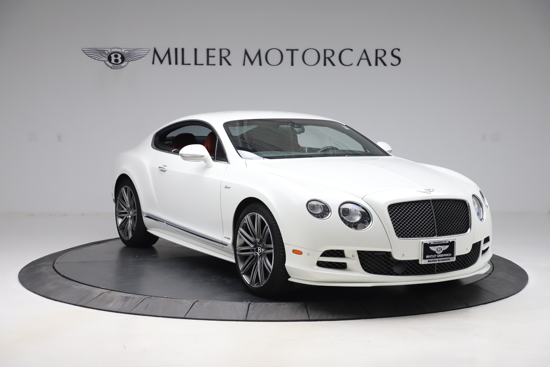 Used 2015 Bentley Continental GT Speed For Sale In Westport, CT 1953_p11