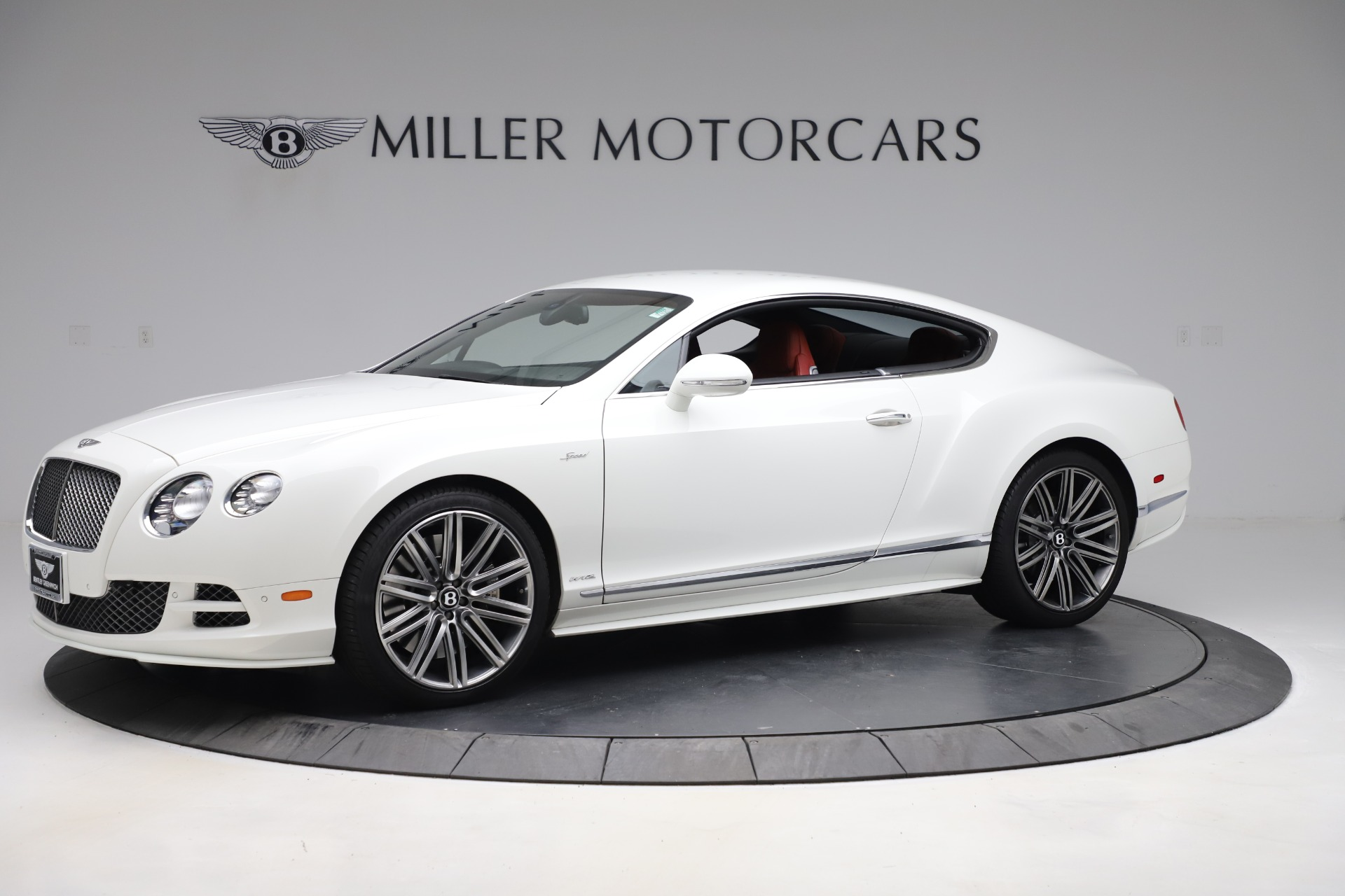 Used 2015 Bentley Continental GT Speed For Sale In Westport, CT 1953_p2