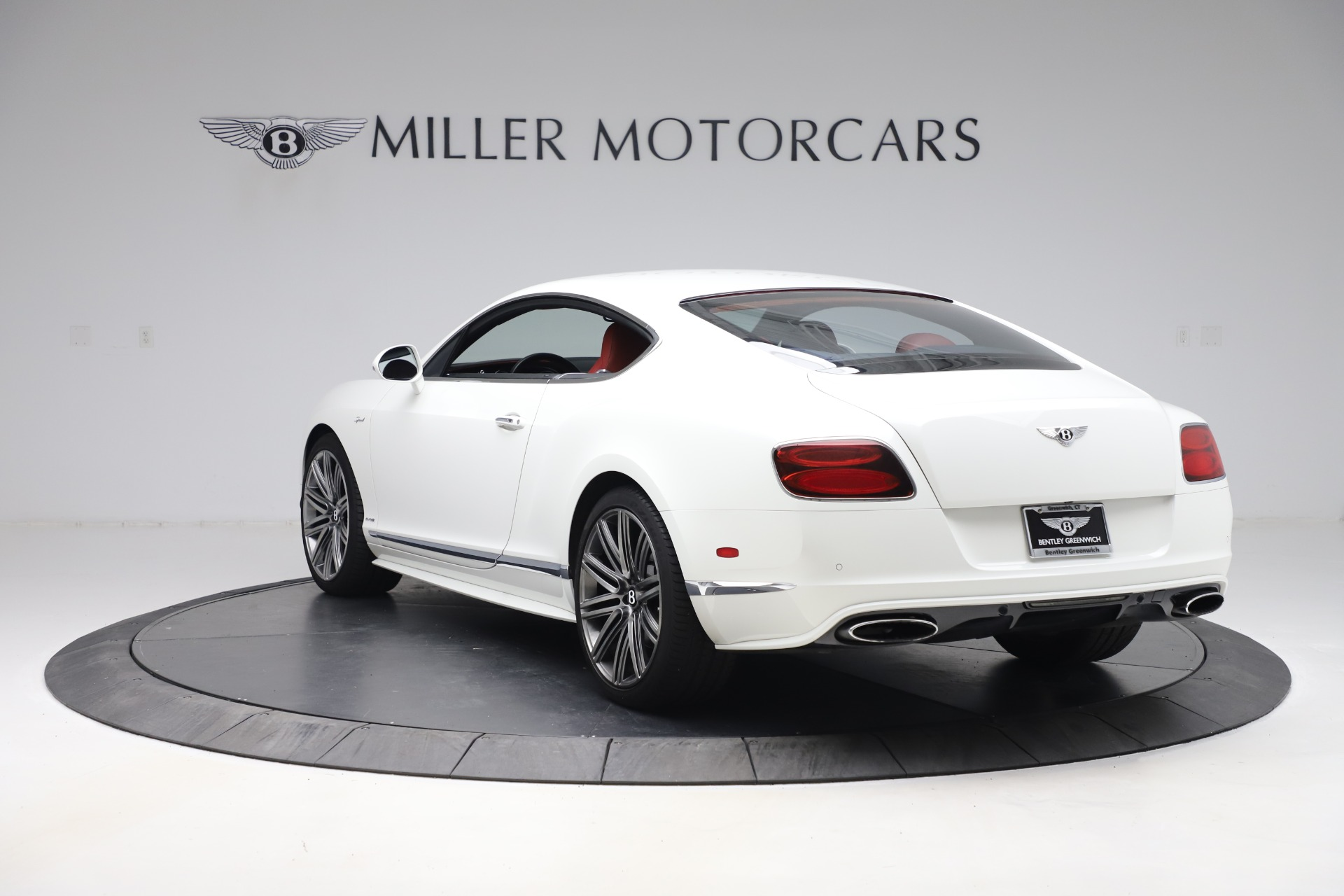 Used 2015 Bentley Continental GT Speed For Sale In Westport, CT 1953_p5