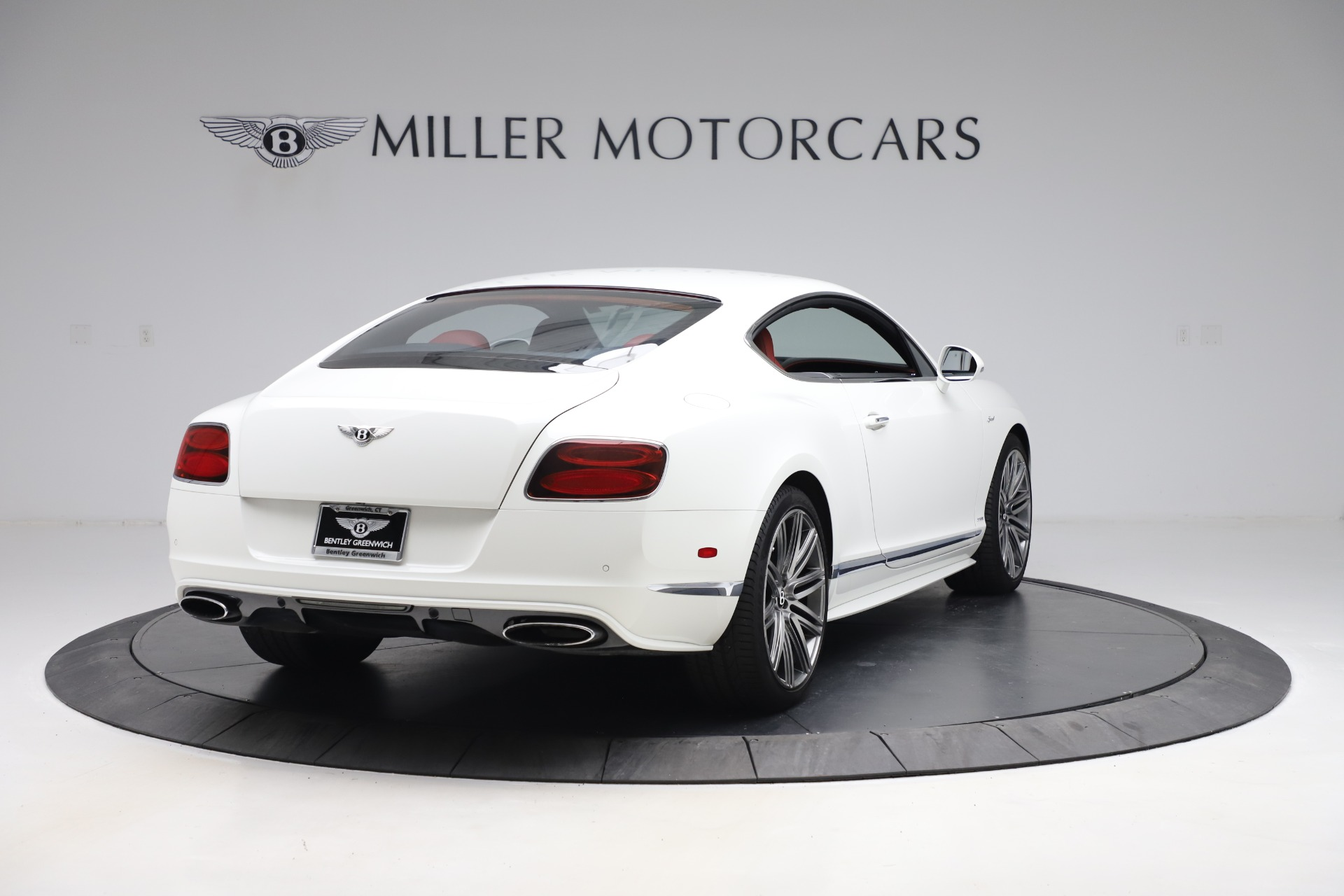 Used 2015 Bentley Continental GT Speed For Sale In Westport, CT 1953_p7