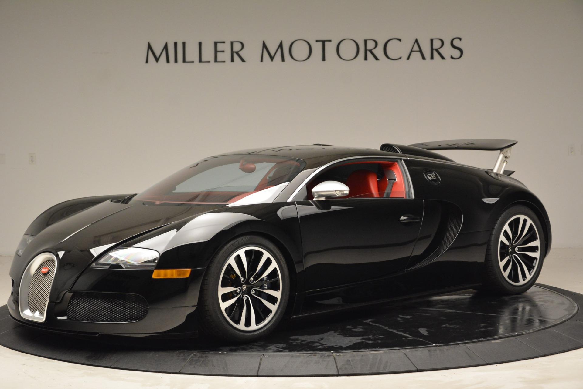 Bugattis For Sale >> 2010 Bugatti Veyron 16 4 Sang Noir Stock 7342c For Sale