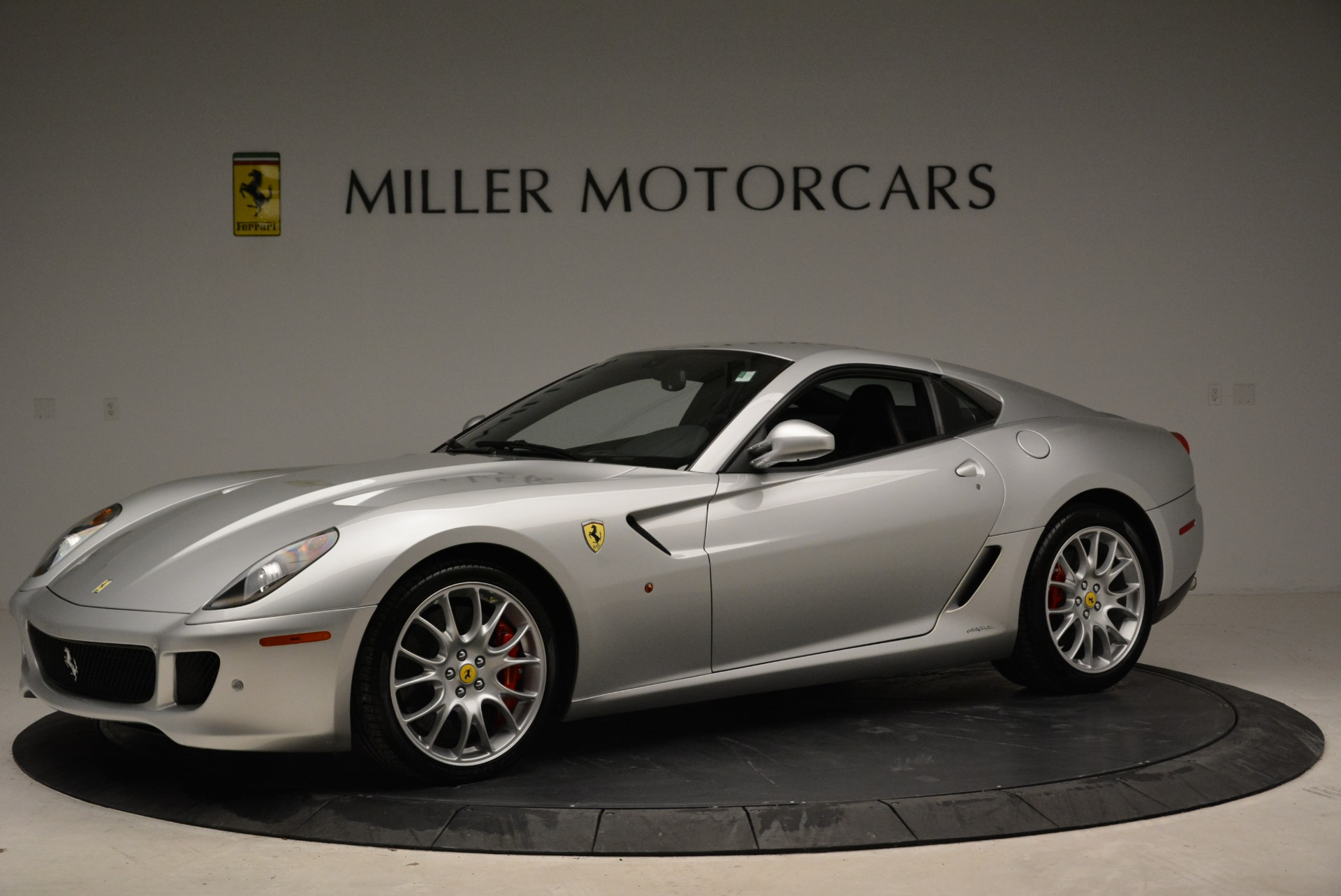 Used 2010 Ferrari 599 GTB Fiorano  For Sale In Westport, CT 1956_p2