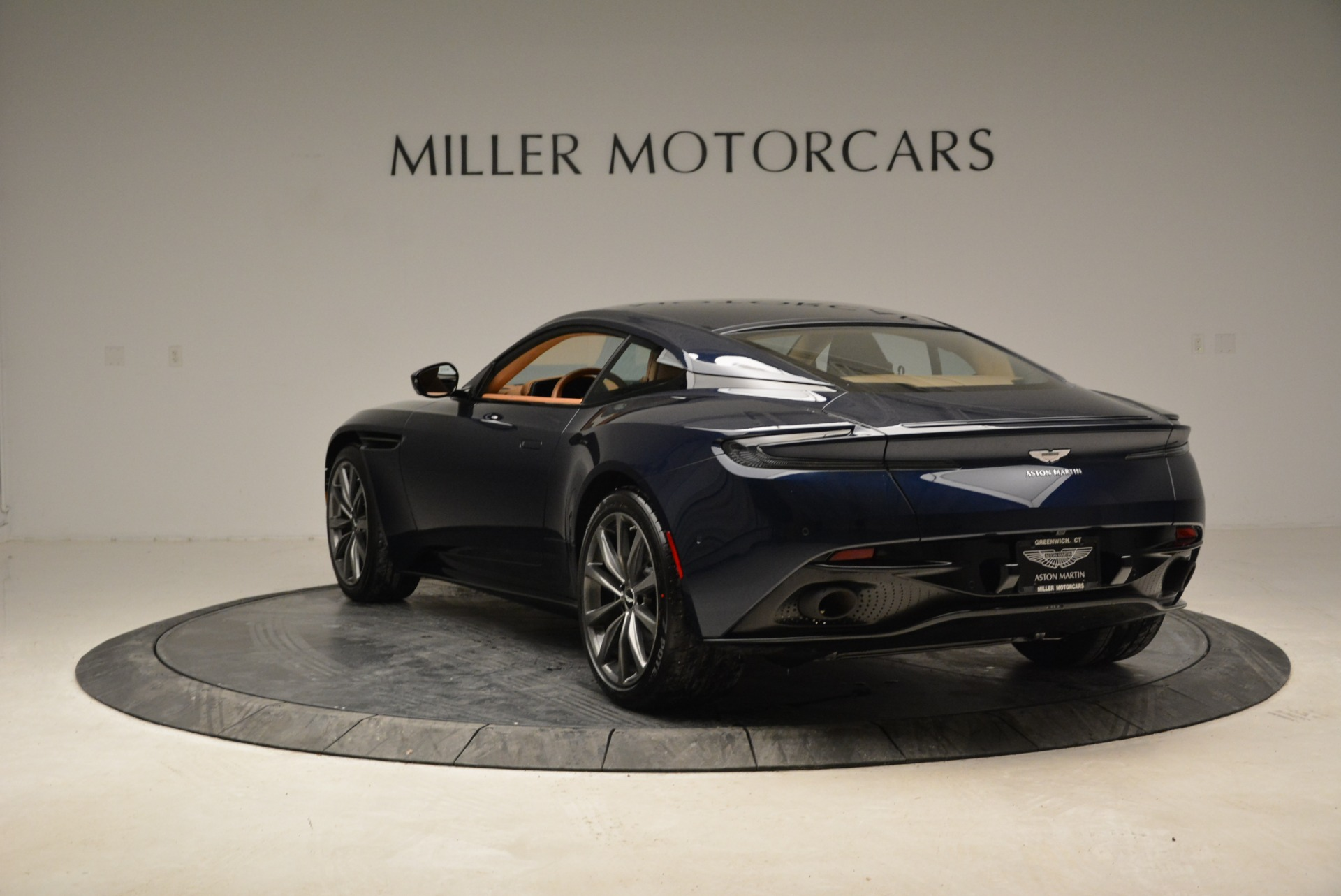 New 2018 Aston Martin DB11 V8 For Sale In Westport, CT 1957_p5