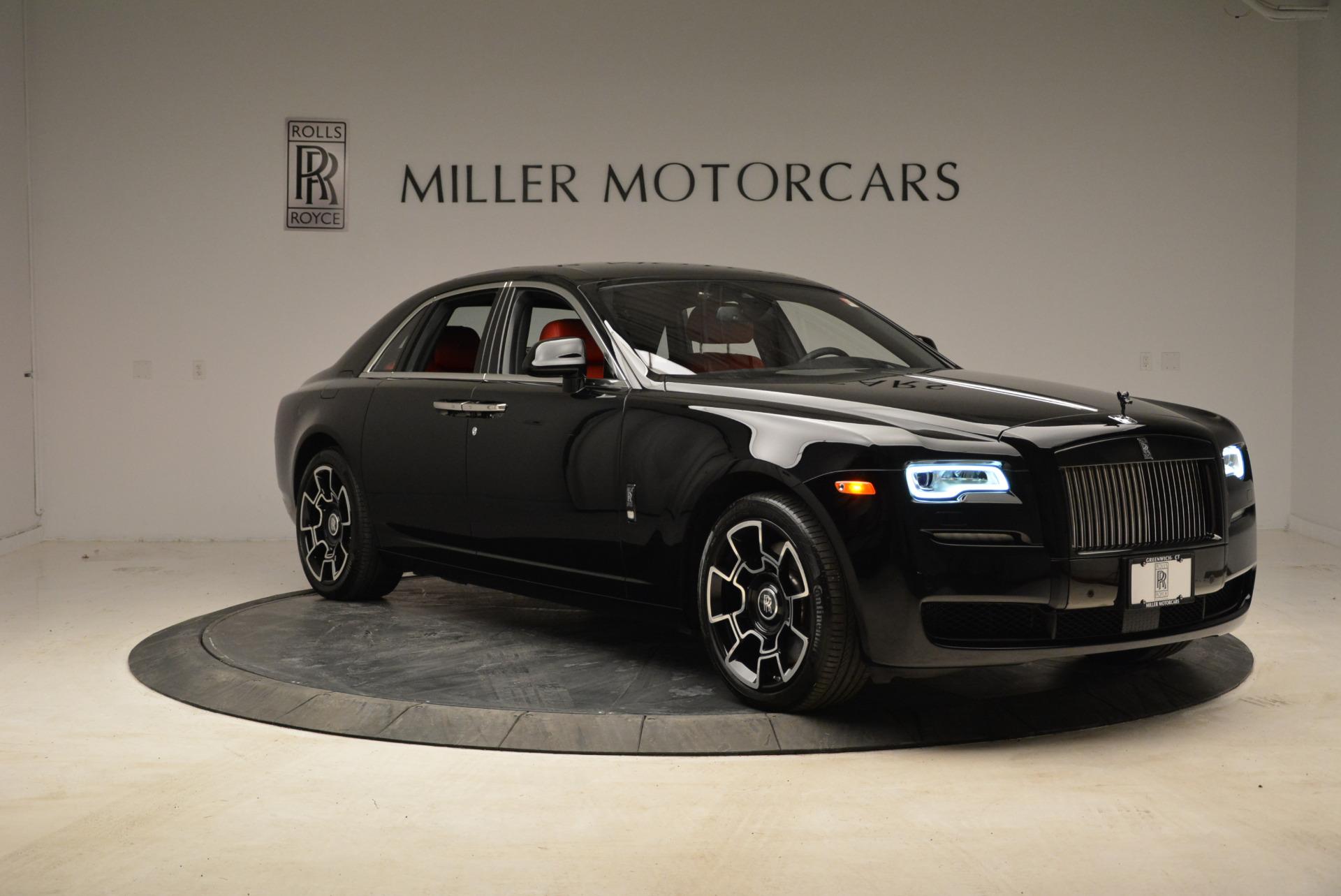 Used 2017 Rolls-Royce Ghost Black Badge For Sale In Westport, CT 1959_p11