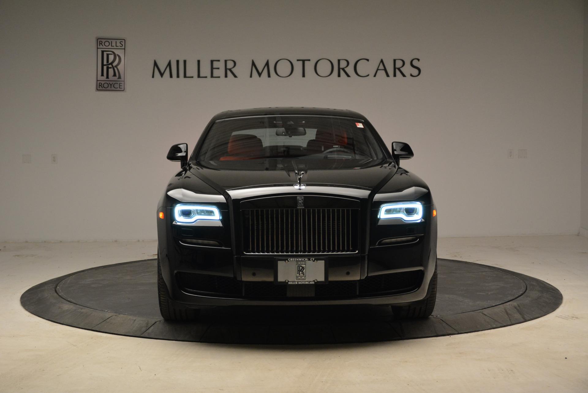 Used 2017 Rolls-Royce Ghost Black Badge For Sale In Westport, CT 1959_p12