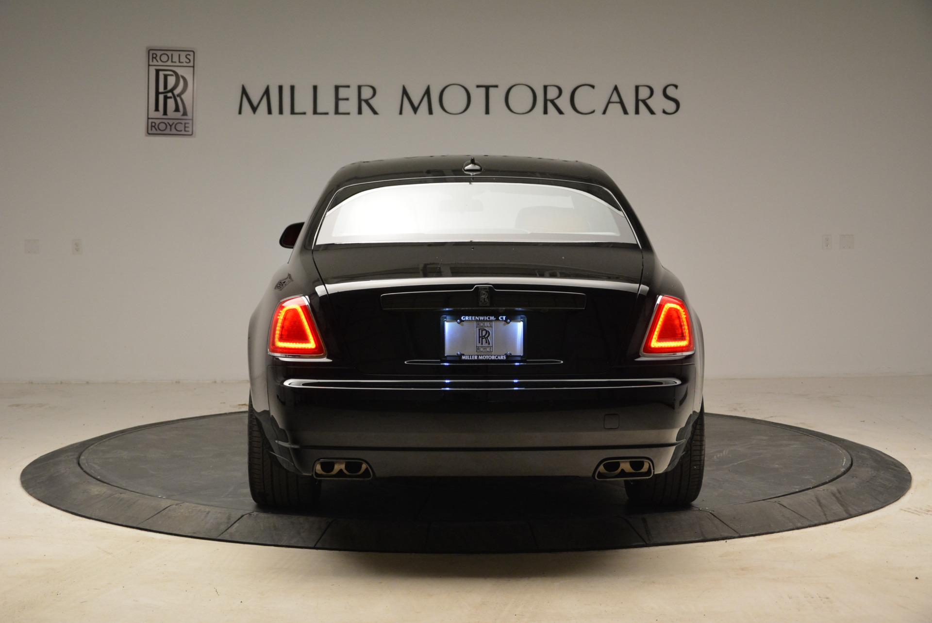Used 2017 Rolls-Royce Ghost Black Badge For Sale In Westport, CT 1959_p6
