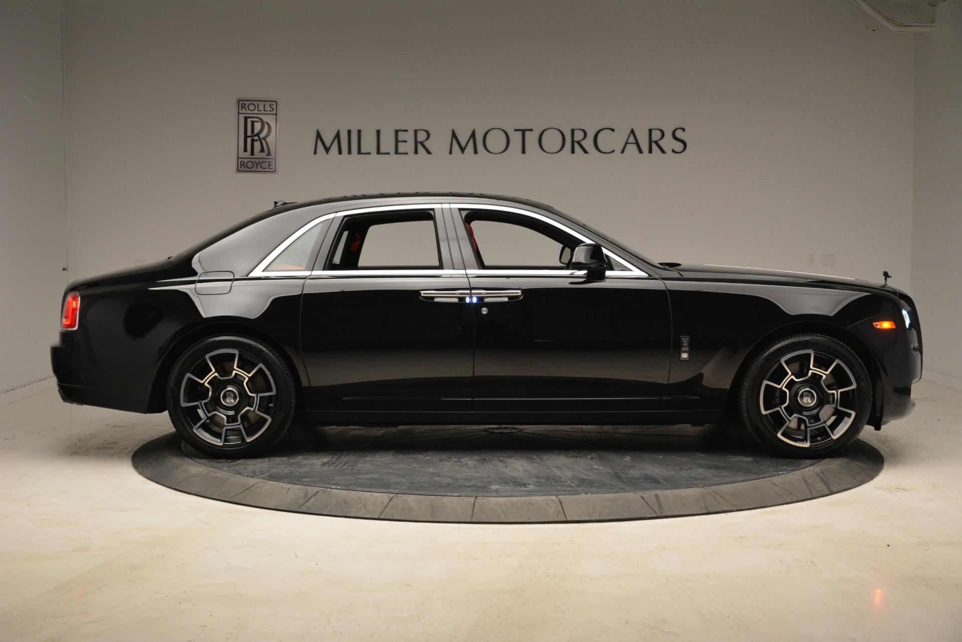 Used 2017 Rolls-Royce Ghost Black Badge For Sale In Westport, CT 1959_p9