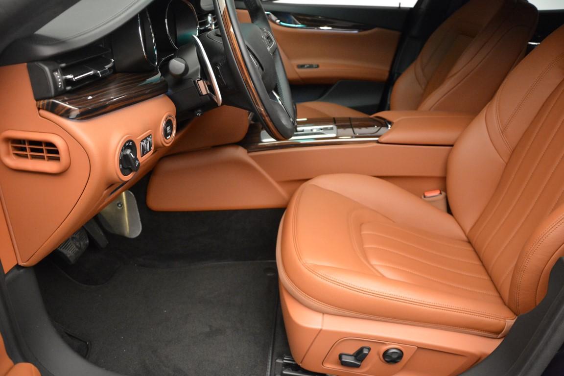 New 2016 Maserati Quattroporte S Q4 For Sale In Westport, CT 196_p14