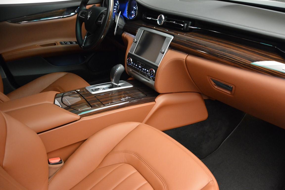 New 2016 Maserati Quattroporte S Q4 For Sale In Westport, CT 196_p20