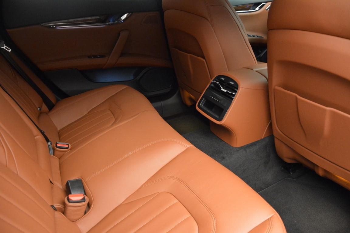 New 2016 Maserati Quattroporte S Q4 For Sale In Westport, CT 196_p23