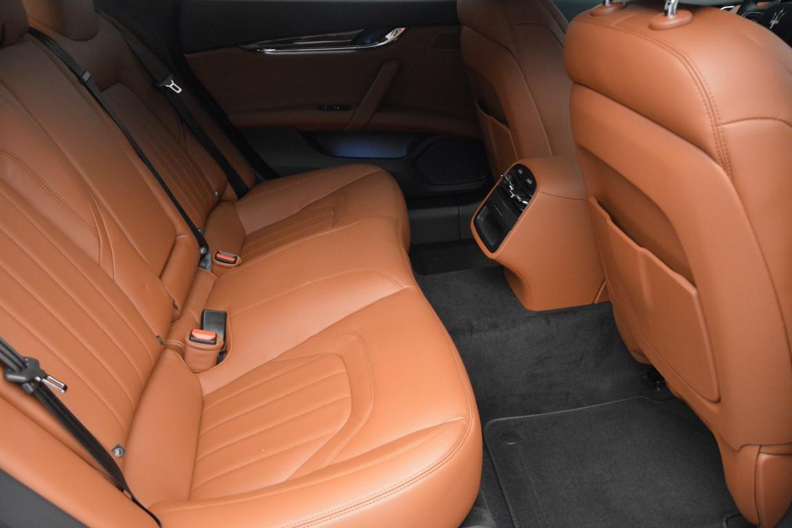 New 2016 Maserati Quattroporte S Q4 For Sale In Westport, CT 196_p24