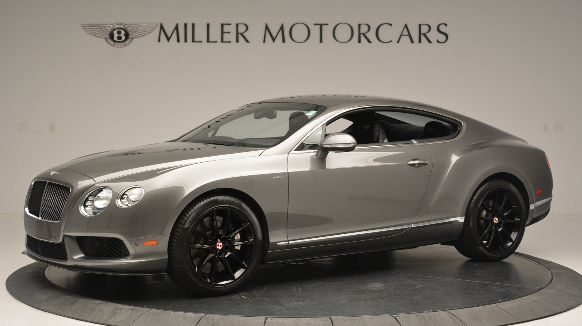 Used 2015 Bentley Continental GT V8 S For Sale In Westport, CT 1960_p2