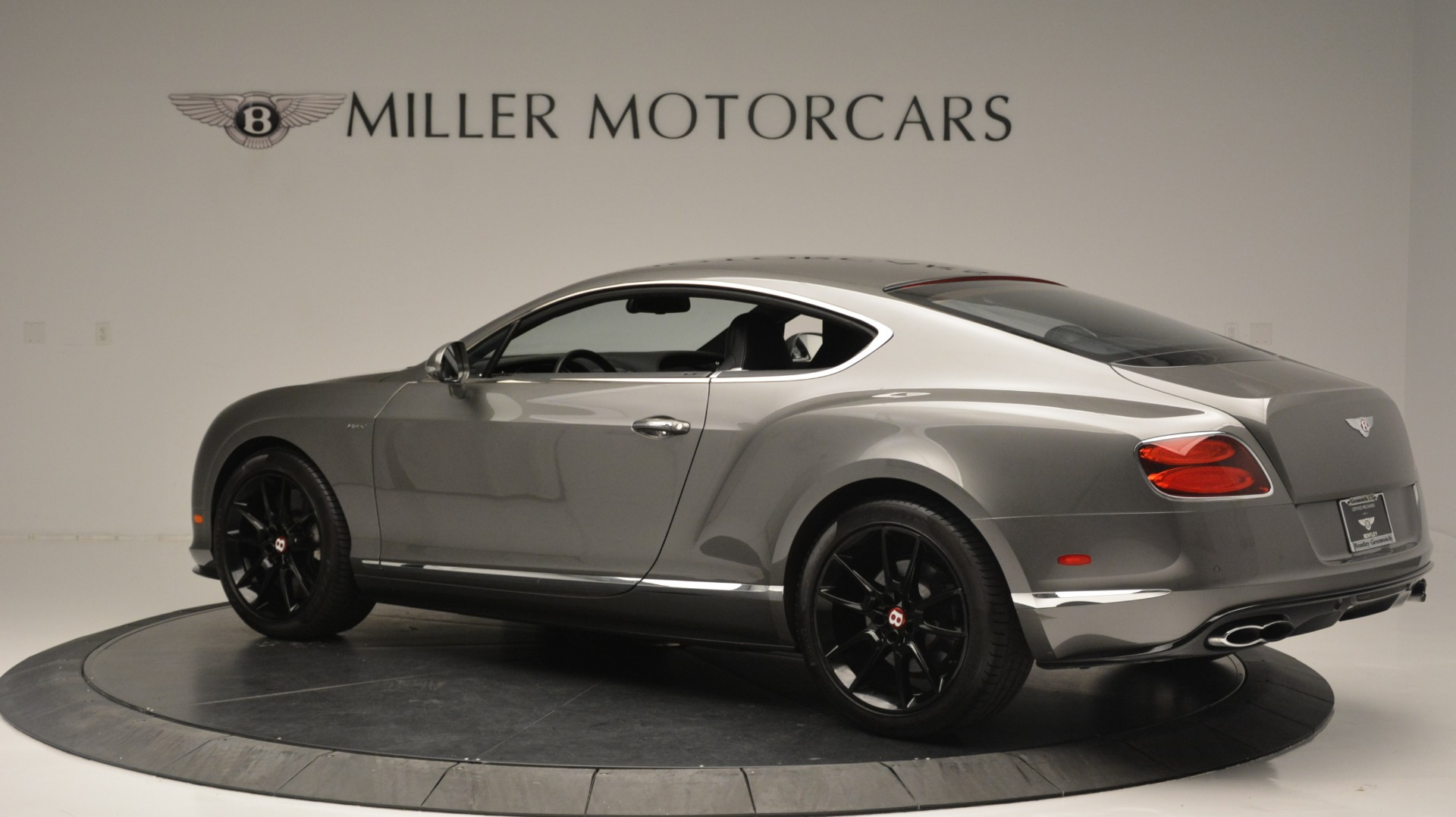 Used 2015 Bentley Continental GT V8 S For Sale In Westport, CT 1960_p4