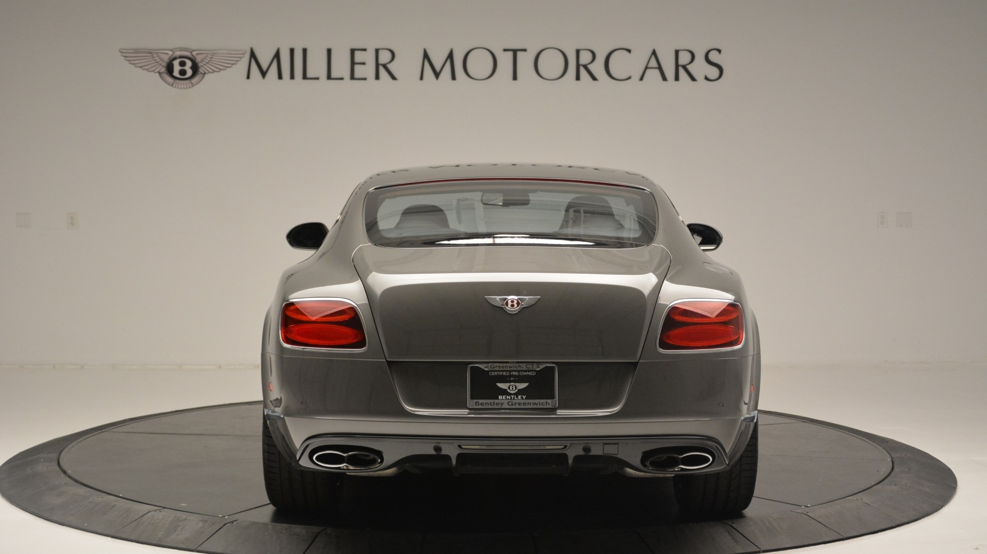 Used 2015 Bentley Continental GT V8 S For Sale In Westport, CT 1960_p6