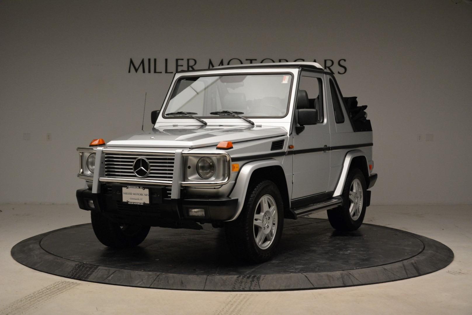 Used 1999 Mercedes Benz G500 Cabriolet For Sale In Westport, CT 1961_main