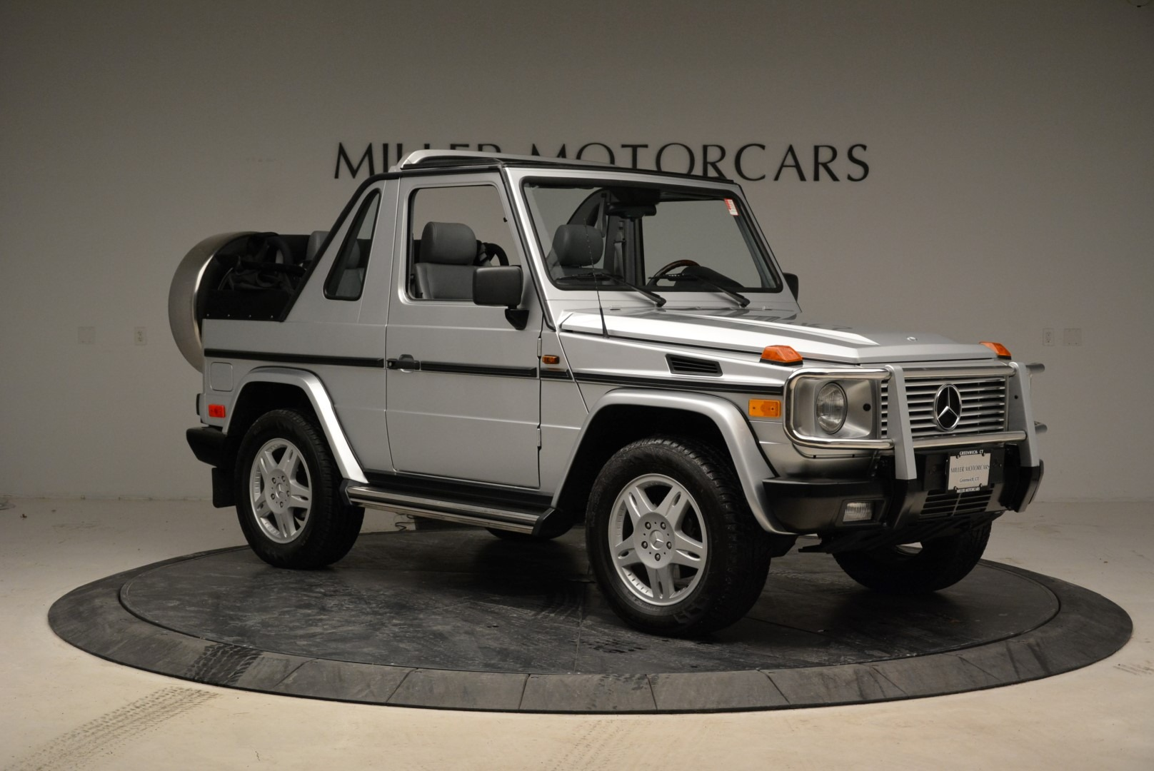 Used 1999 Mercedes Benz G500 Cabriolet For Sale In Westport, CT 1961_p10