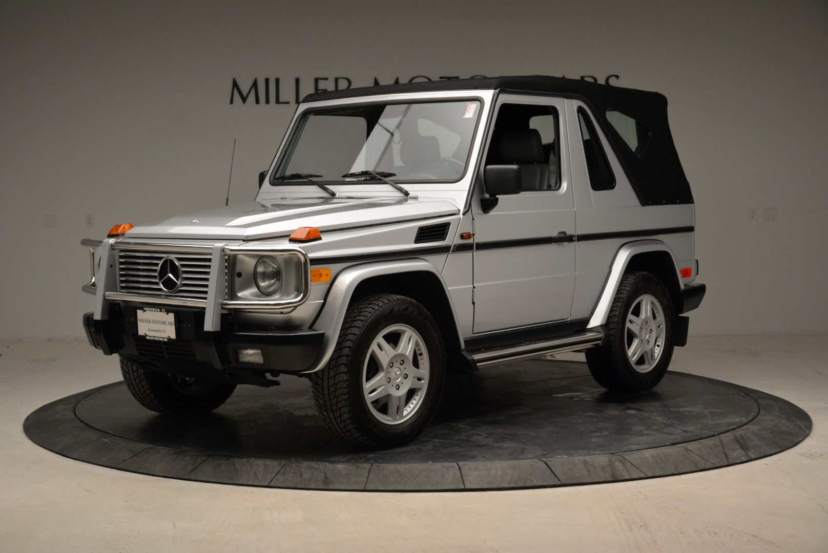 Used 1999 Mercedes Benz G500 Cabriolet For Sale In Westport, CT 1961_p13