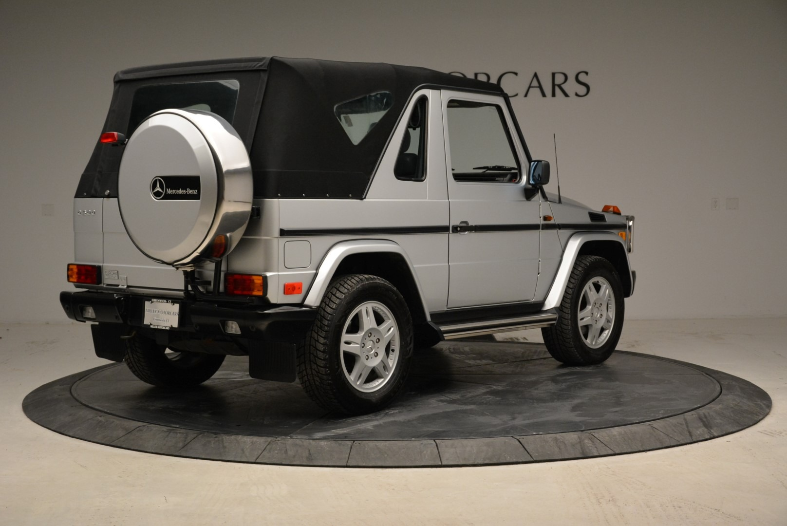 Used 1999 Mercedes Benz G500 Cabriolet For Sale In Westport, CT 1961_p17