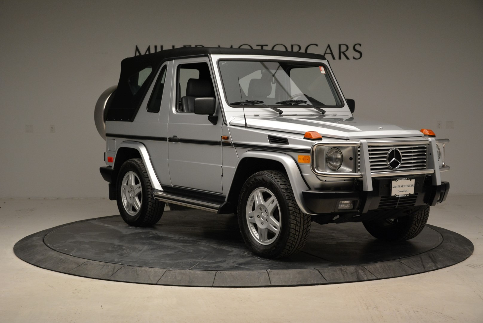 Used 1999 Mercedes Benz G500 Cabriolet For Sale In Westport, CT 1961_p19
