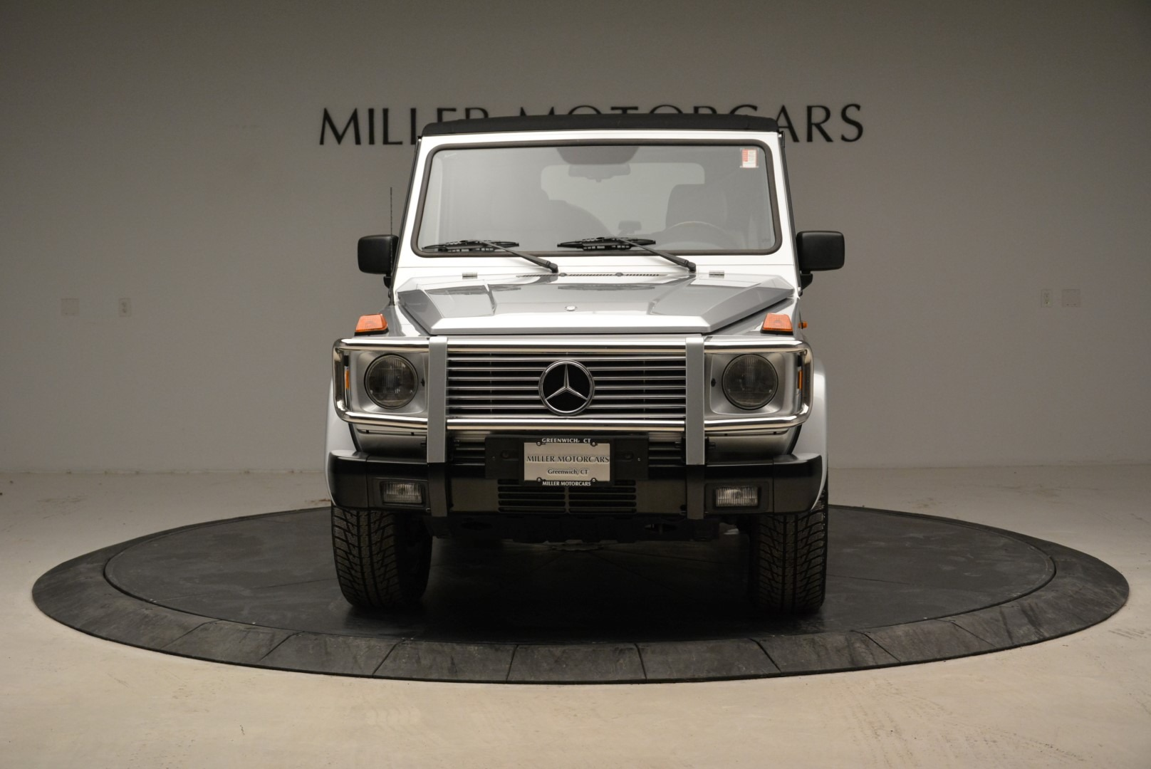 Used 1999 Mercedes Benz G500 Cabriolet For Sale In Westport, CT 1961_p20