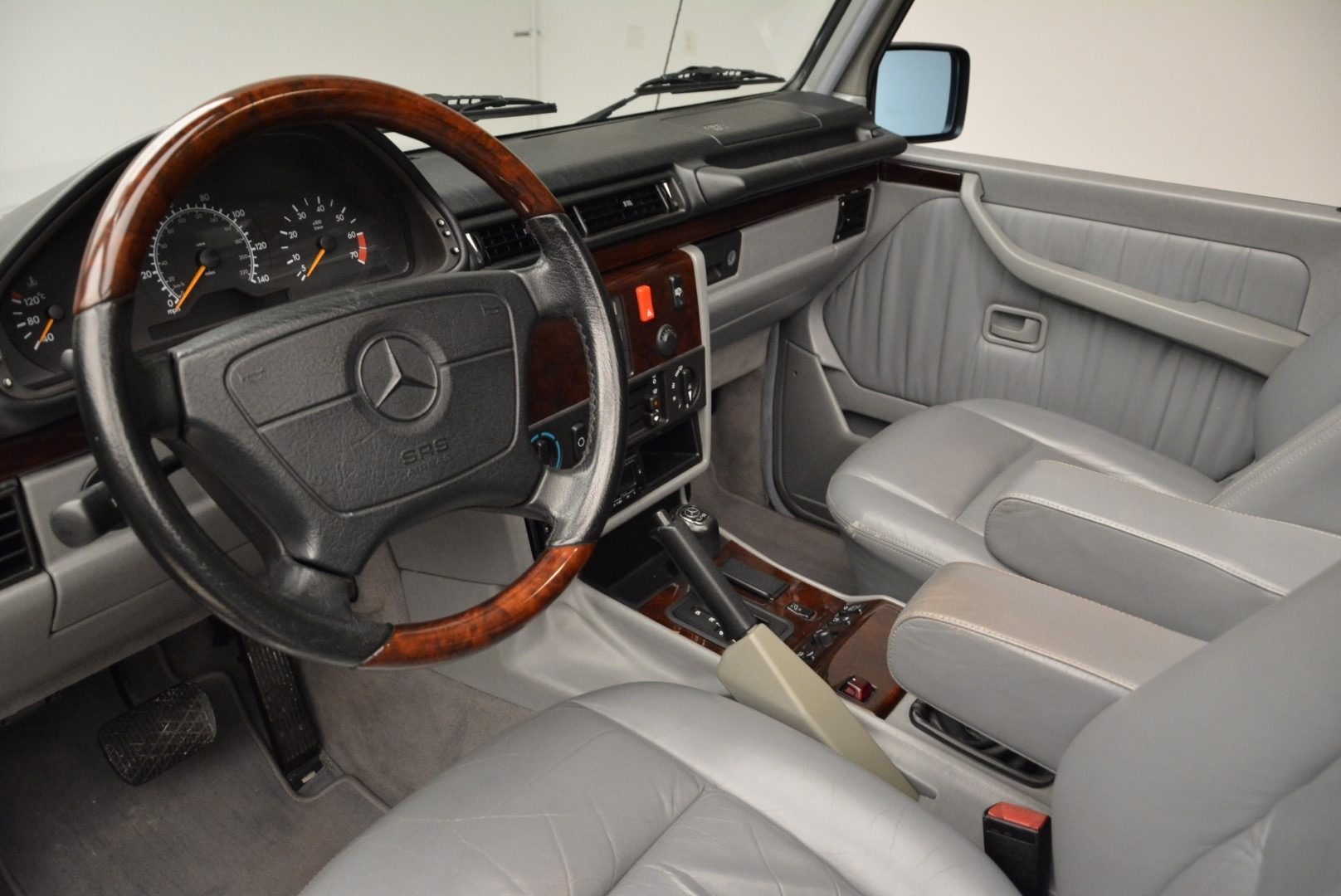 Used 1999 Mercedes Benz G500 Cabriolet For Sale In Westport, CT 1961_p22