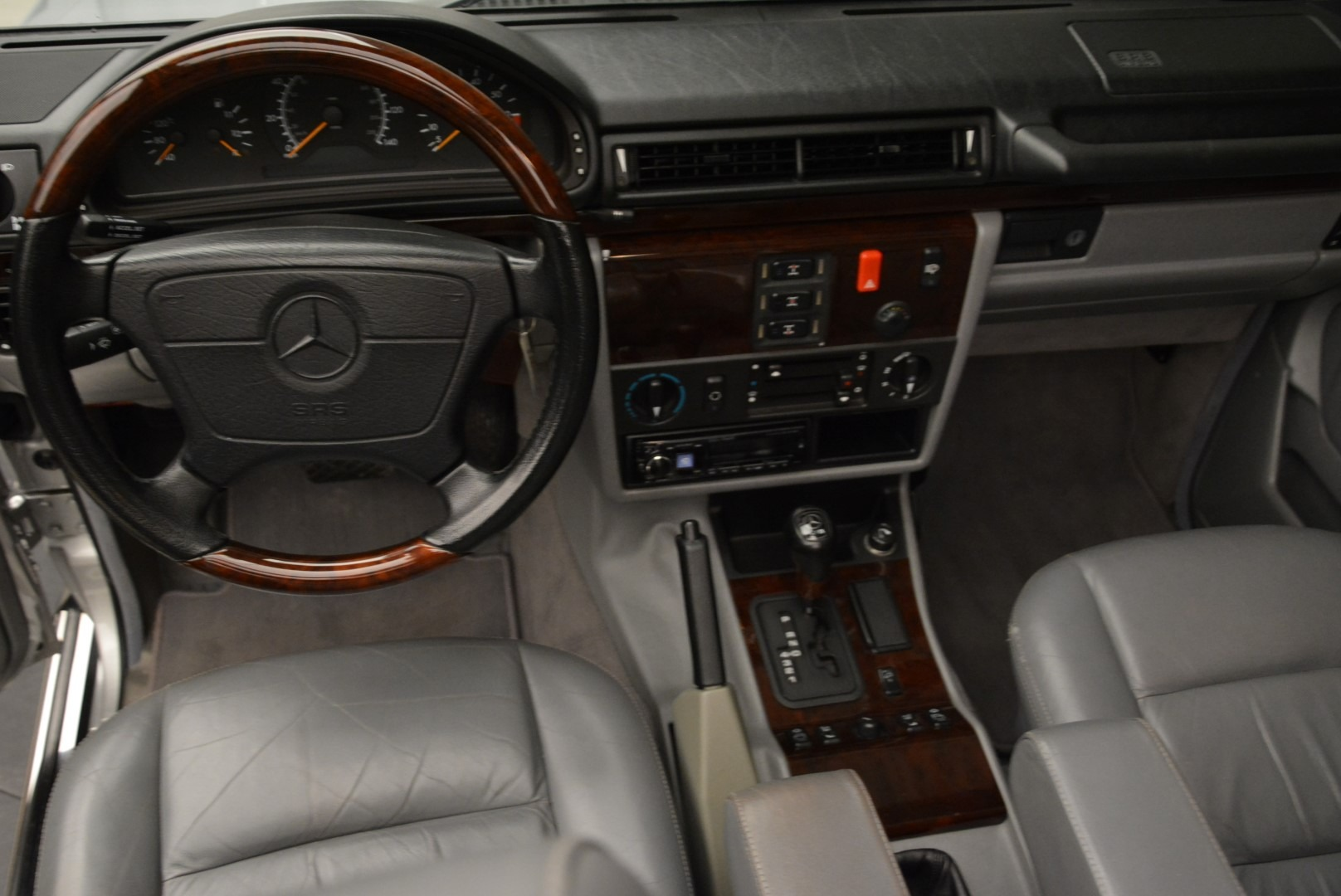 Used 1999 Mercedes Benz G500 Cabriolet For Sale In Westport, CT 1961_p25