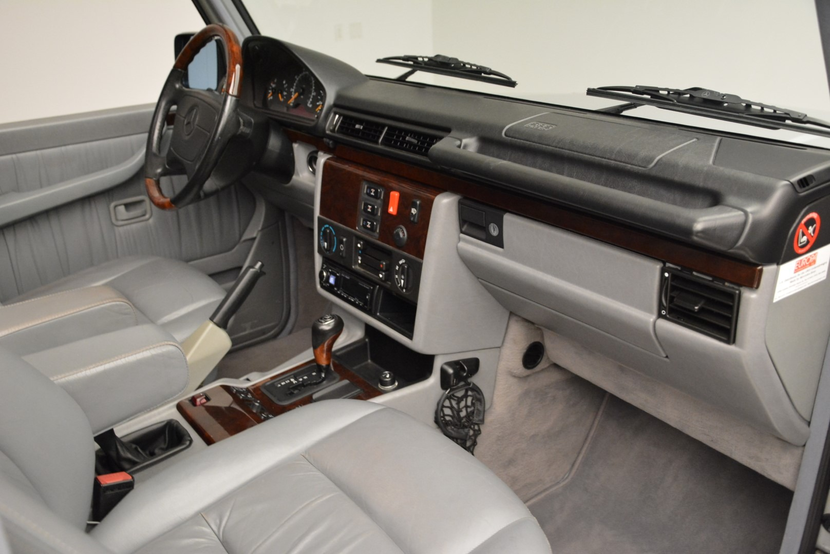 Used 1999 Mercedes Benz G500 Cabriolet For Sale In Westport, CT 1961_p26
