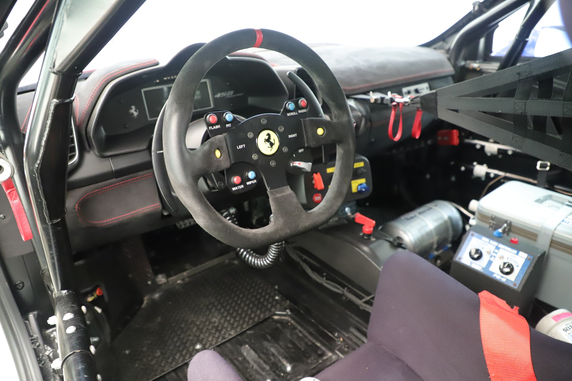 Used 2015 Ferrari 458 Challenge  For Sale In Westport, CT 1964_p13