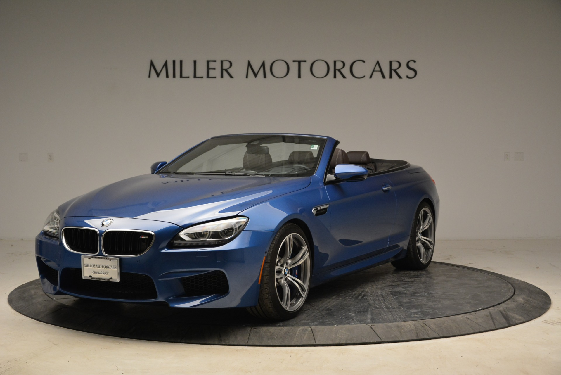 Used 2013 BMW M6 Convertible For Sale In Westport, CT 1965_main