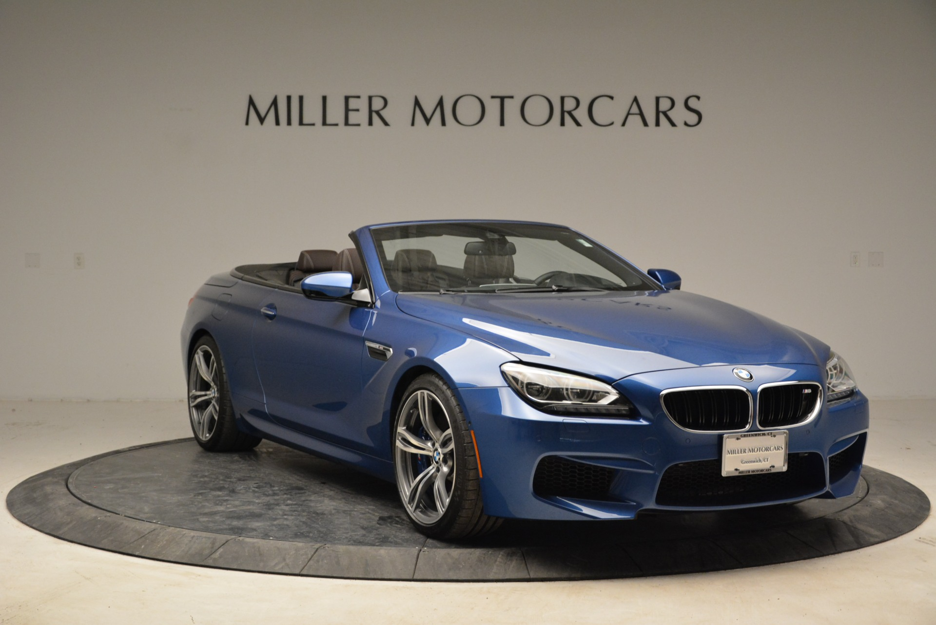 Used 2013 BMW M6 Convertible For Sale In Westport, CT 1965_p11